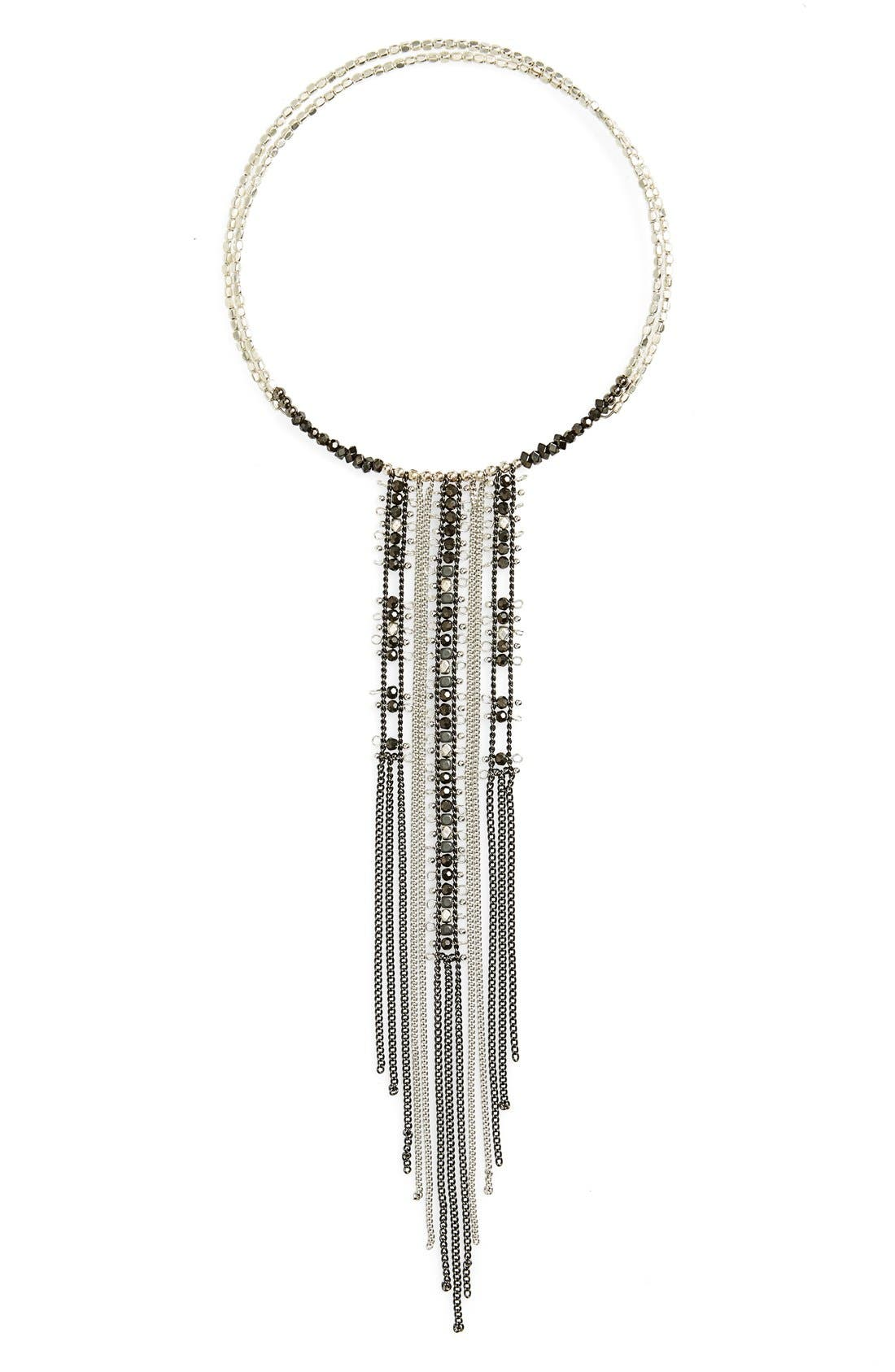 Alternate Image 1 Selected - Nakamol Design Metal Fringe Choker