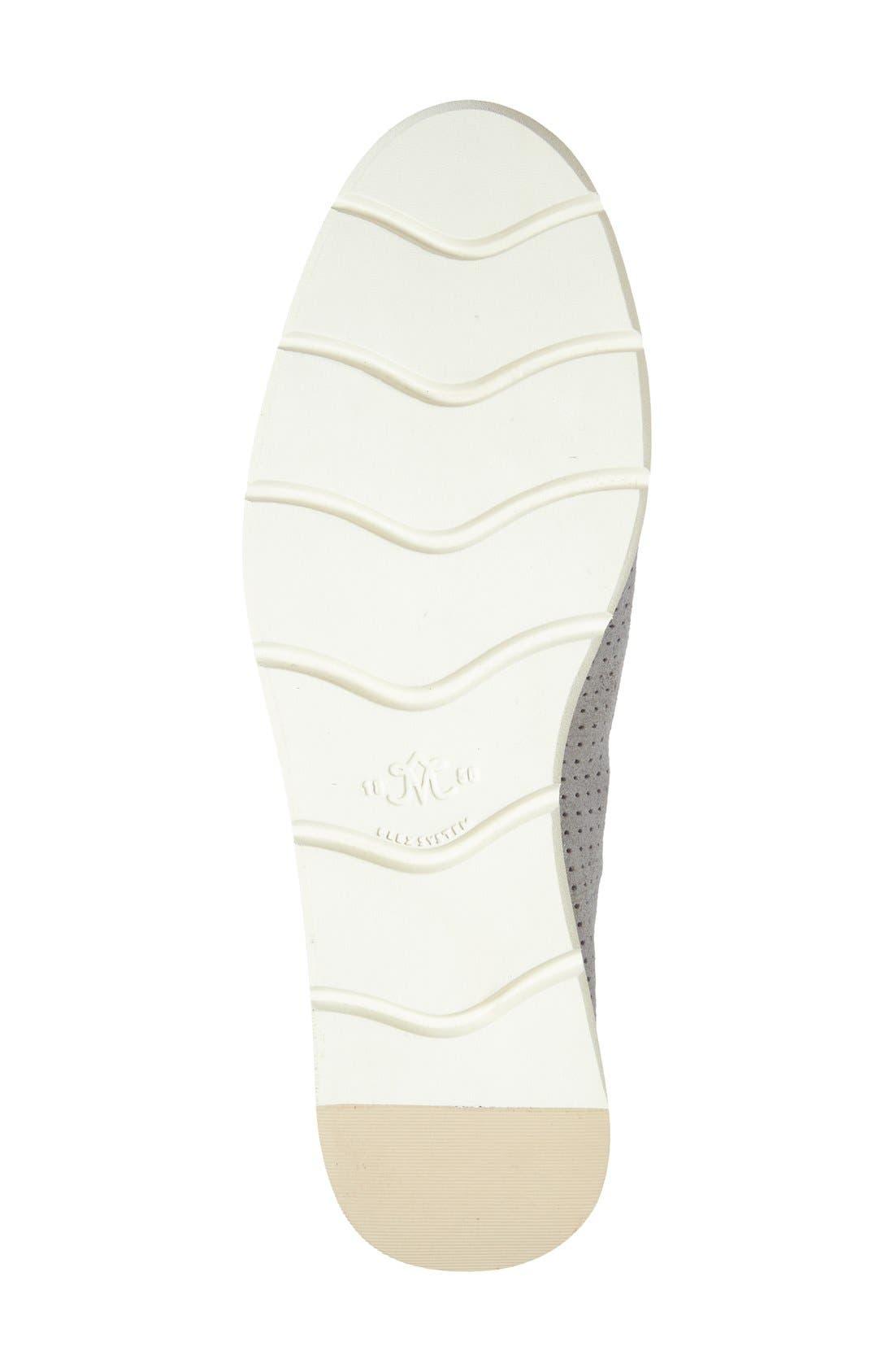 Alternate Image 4  - Johnston & Murphy 'Paulette' Slip-On Sneaker (Women)