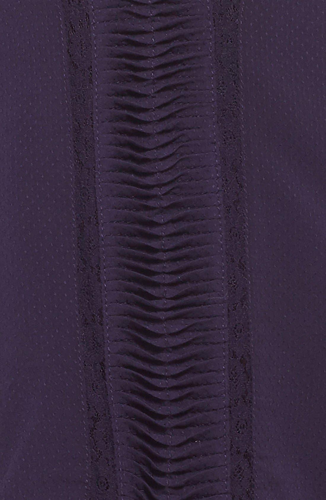 'Kali' Sleeveless Popover Dress,                             Alternate thumbnail 3, color,                             Navy