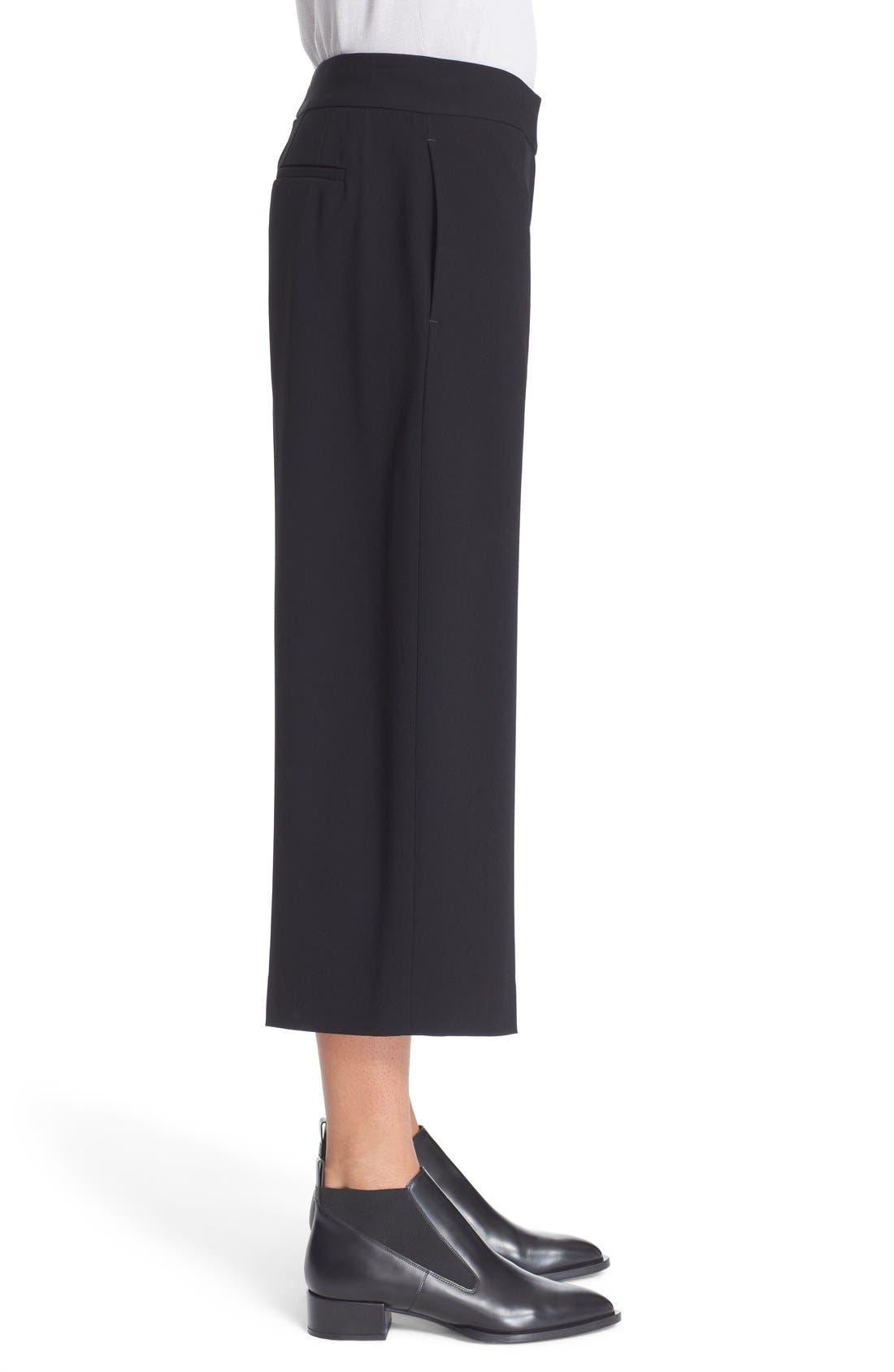 Alternate Image 4  - DKNY Crop Wide Leg Pants