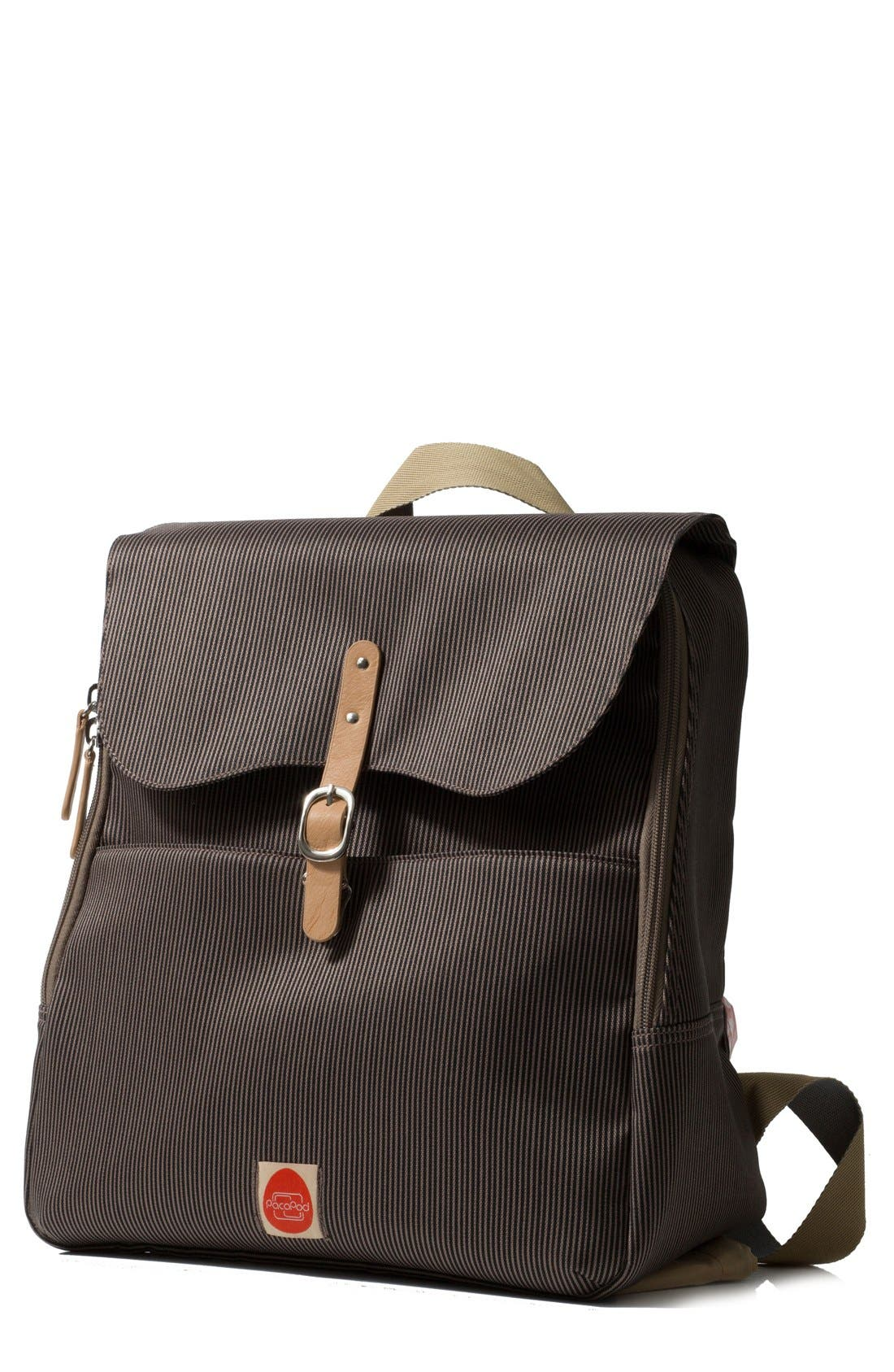 'Hastings' Diaper Bag,                         Main,                         color, Mocha