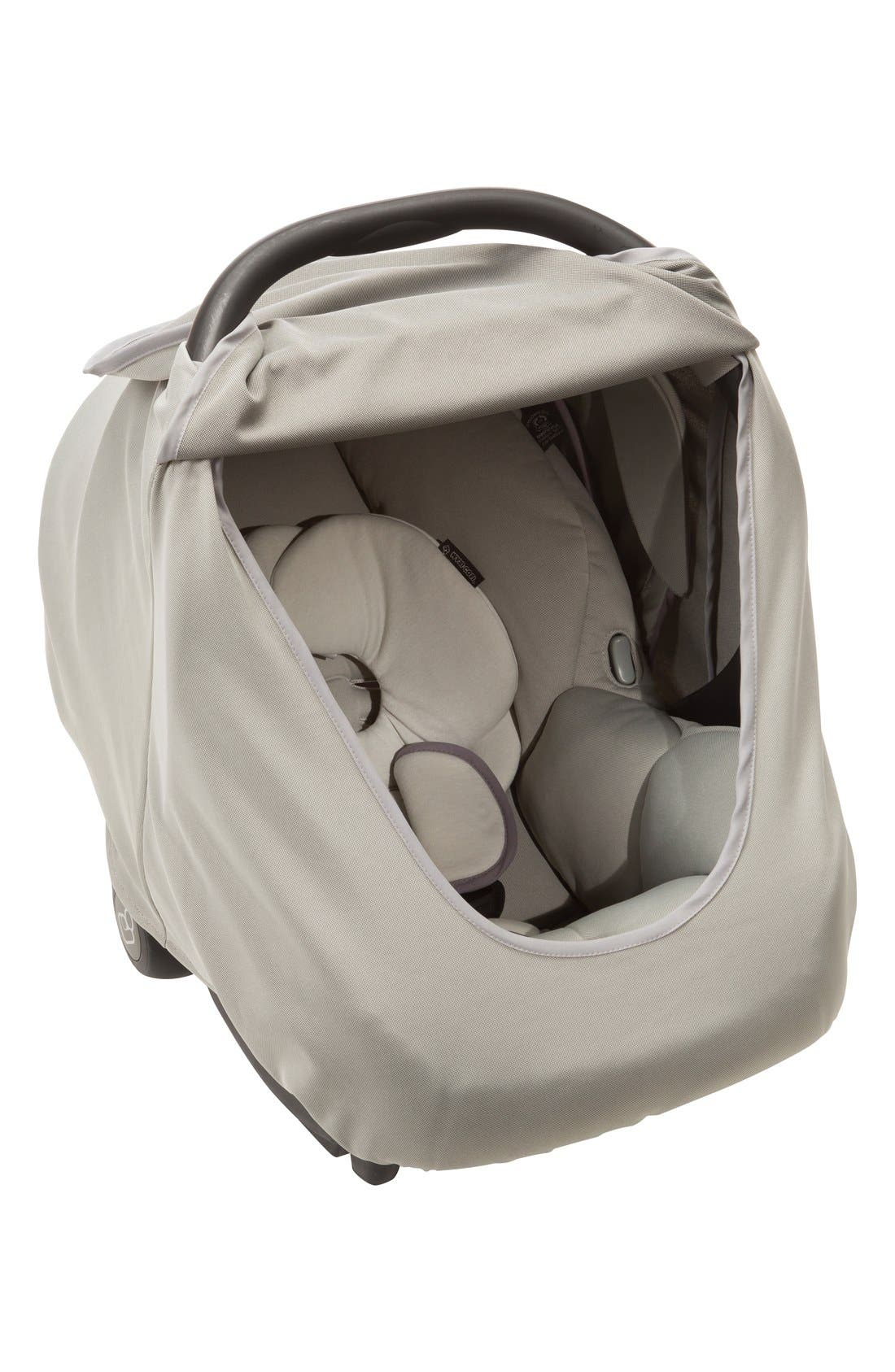 Cover for Mico Car Seat,                         Main,                         color, Grey