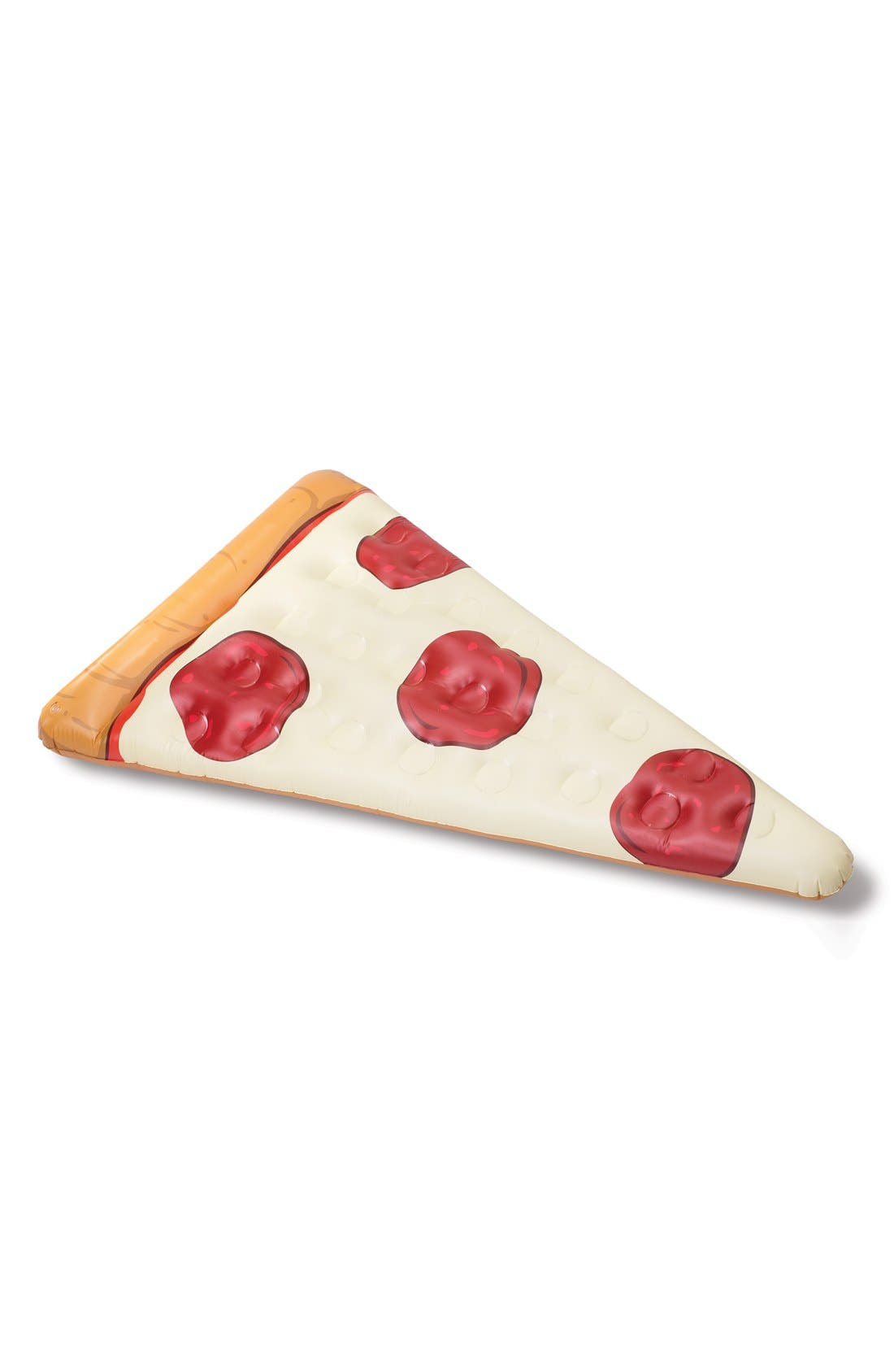 Giant Pizza Slice Pool Float,                         Main,                         color, Multi Red