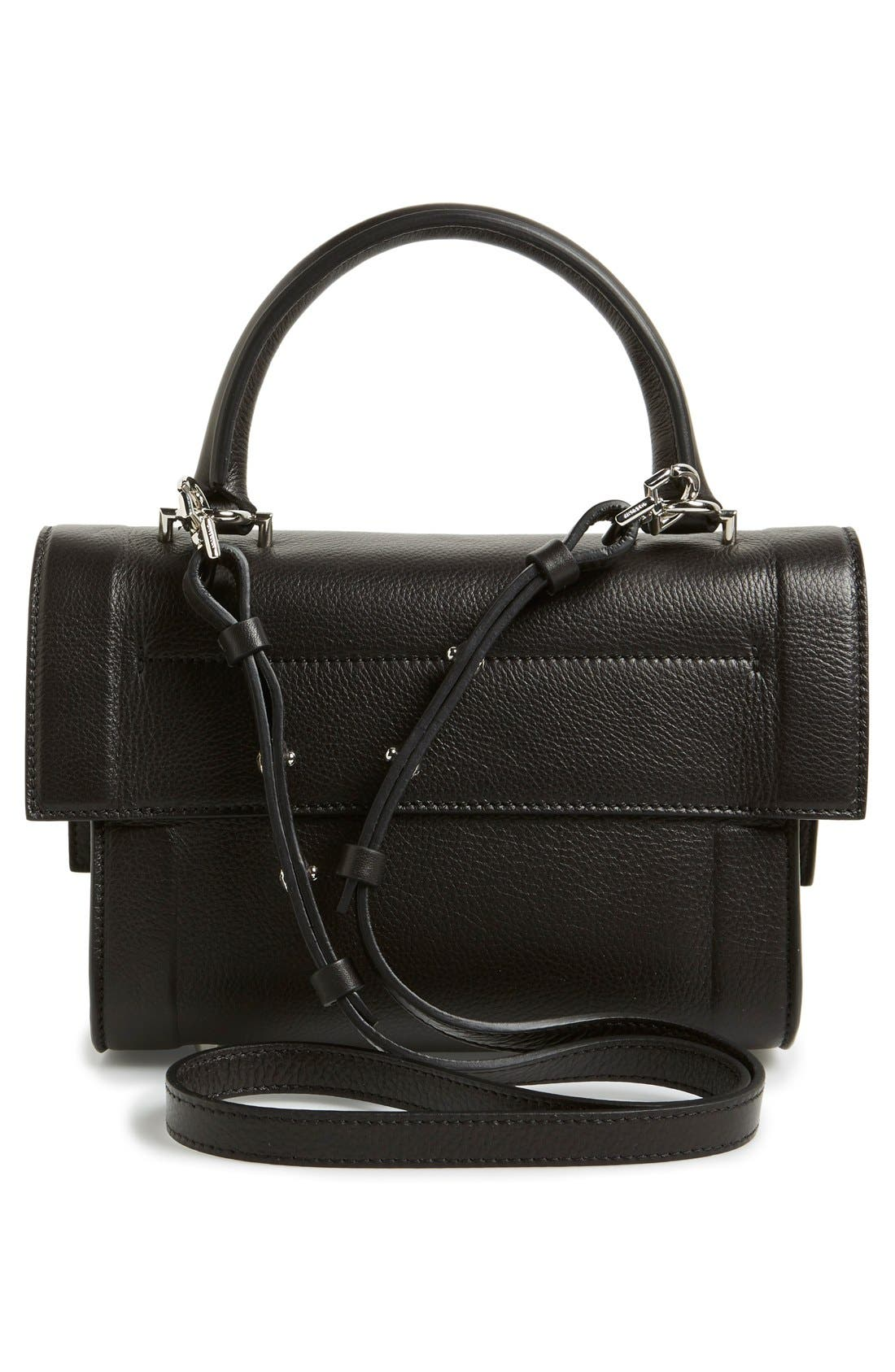 Alternate Image 3  - Givenchy 'Mini Shark Tooth' Leather Satchel