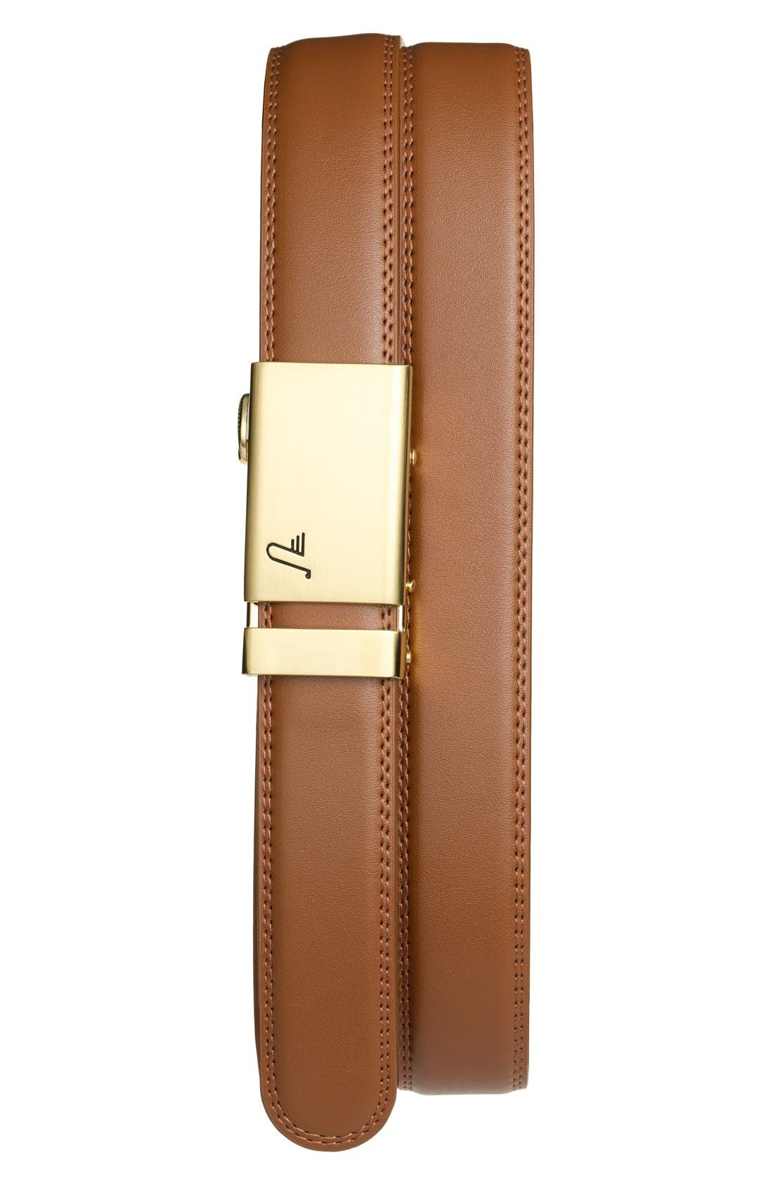Mission Belt 'TwentyFour' Leather Belt