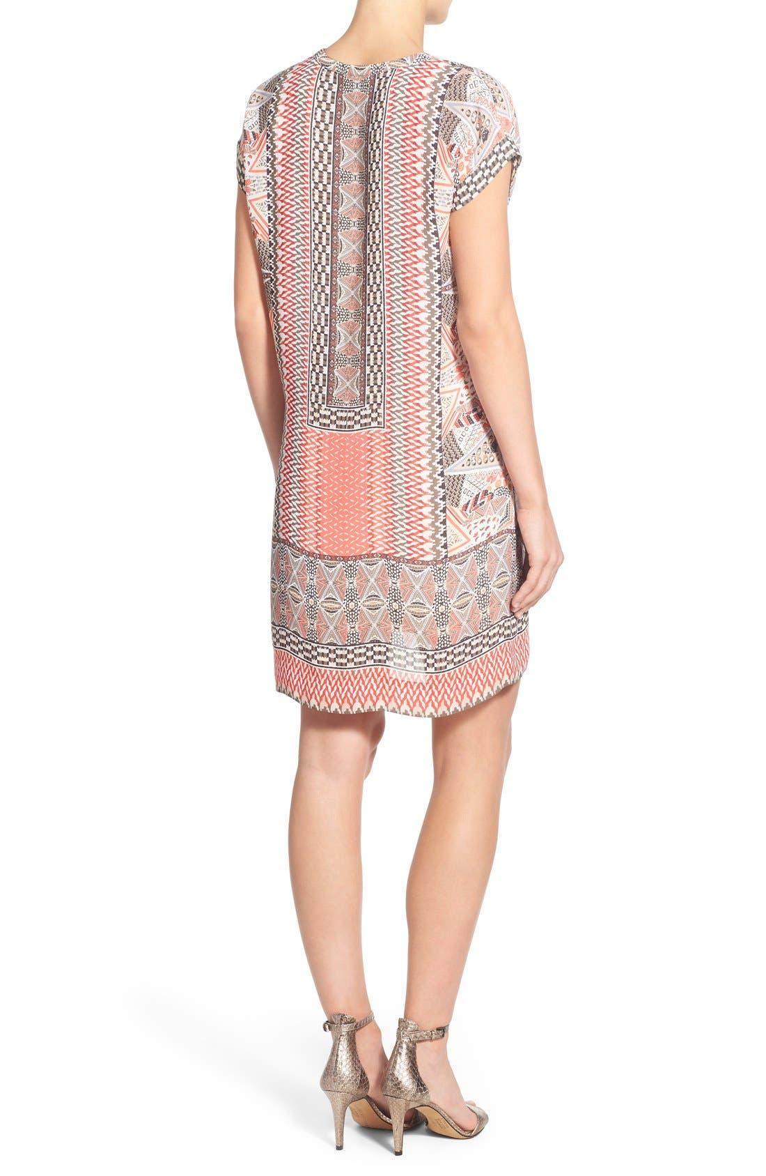 Alternate Image 2  - NIC+ZOE 'Prismatic' Print Shift Dress