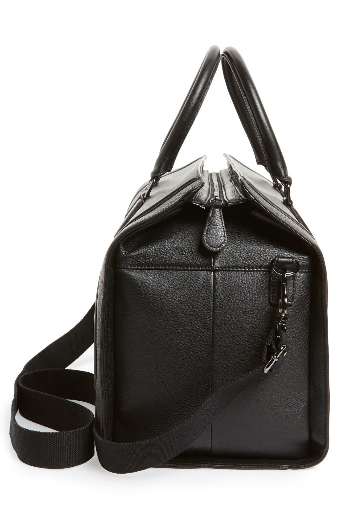 Alternate Image 3  - Ted Baker London 'Shalala' Leather Duffel Bag