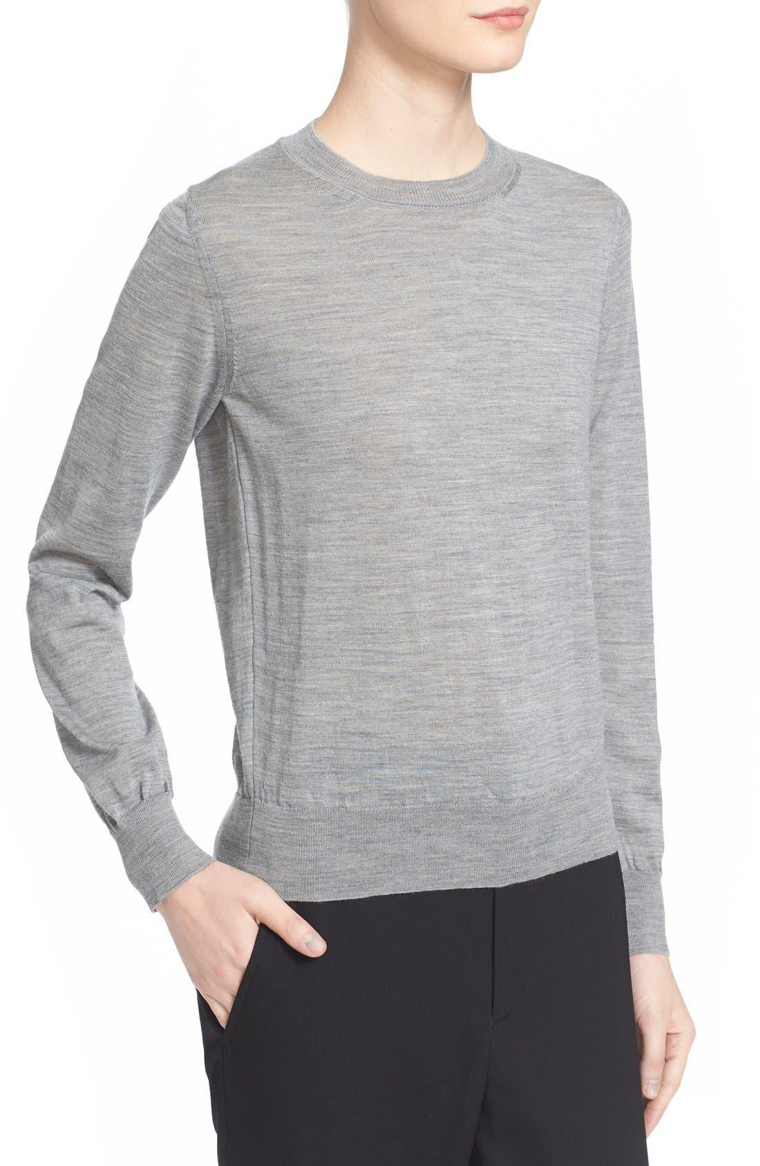 Alternate Image 6  - Comme des Garçons Crewneck Wool Pullover