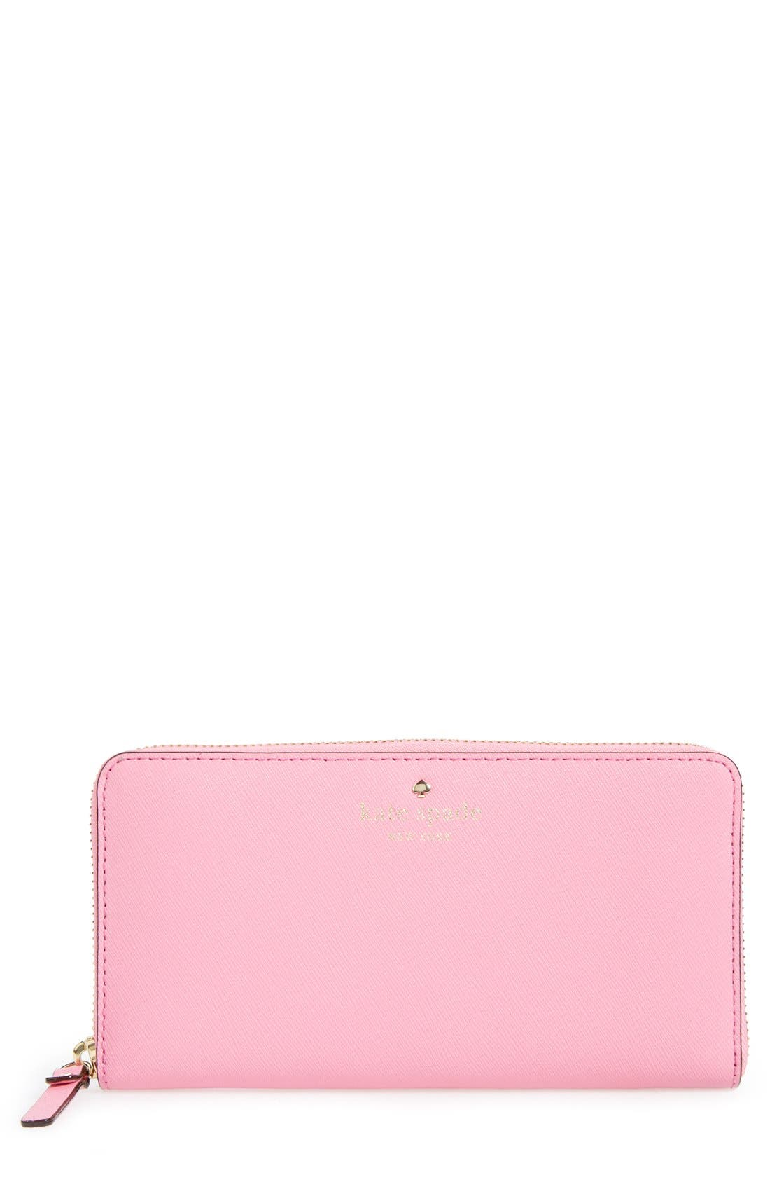 Main Image - kate spade new york 'cedar street - lacey' wallet