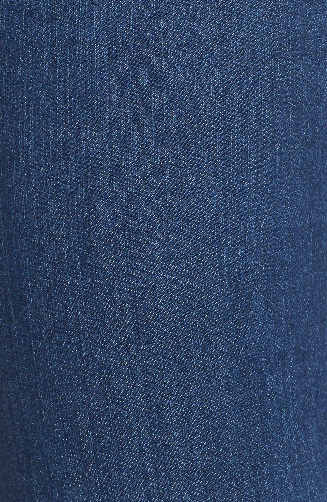 Ami Stretch Skinny Jeans,                             Alternate thumbnail 5, color,                             Cleveland