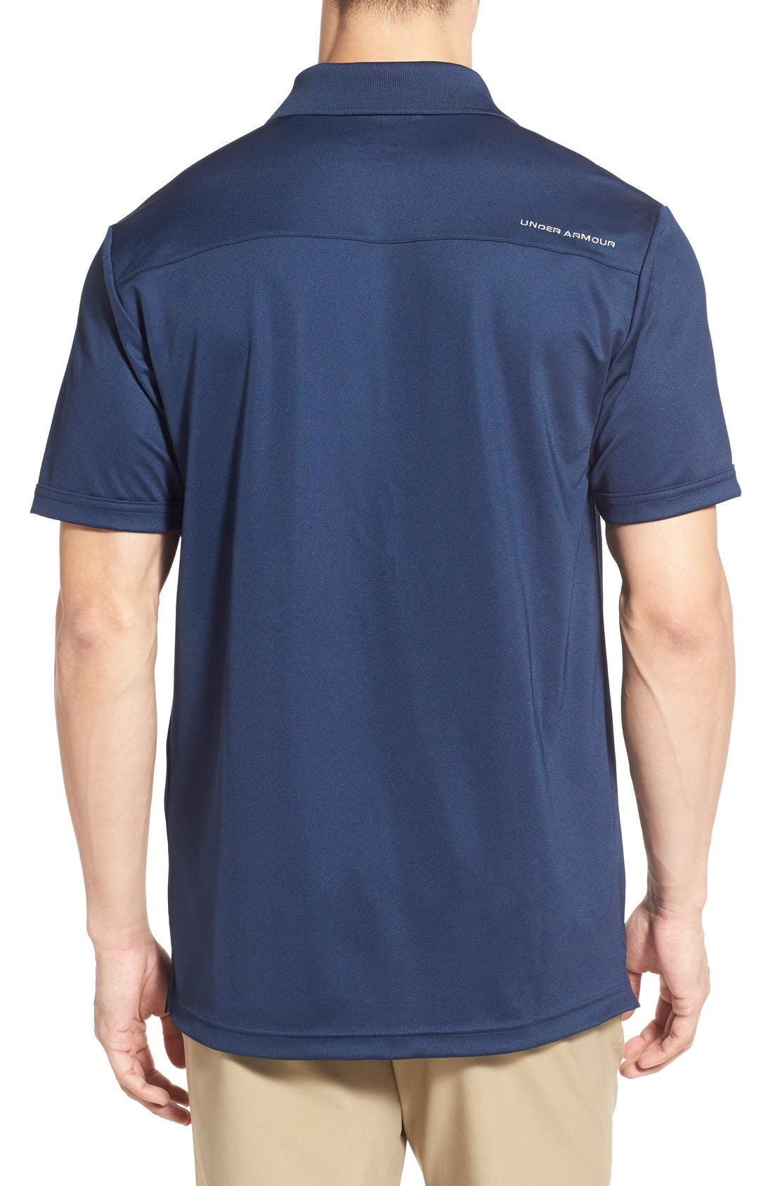 Alternate Image 2  - Under Armour 'Performance 2.0' Sweat Wicking Stretch Polo