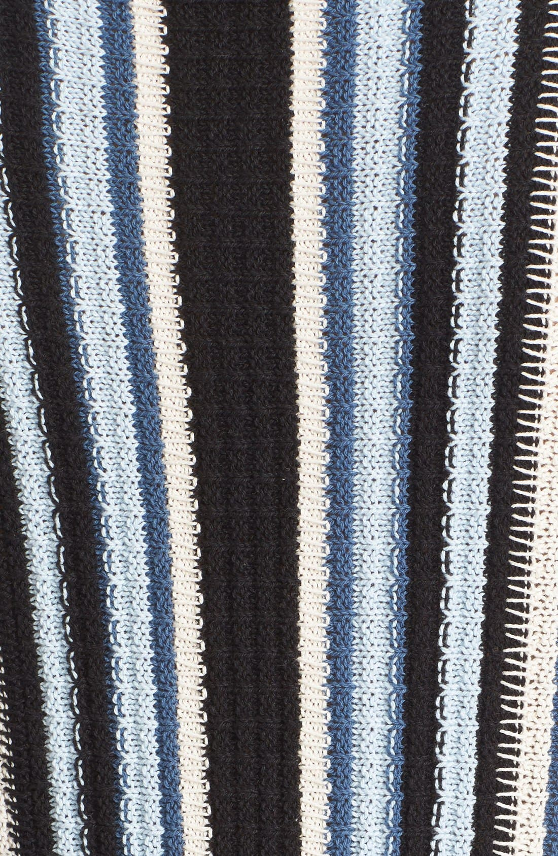 Alternate Image 5  - Free People 'Lollipop' Cotton Sweater Dress