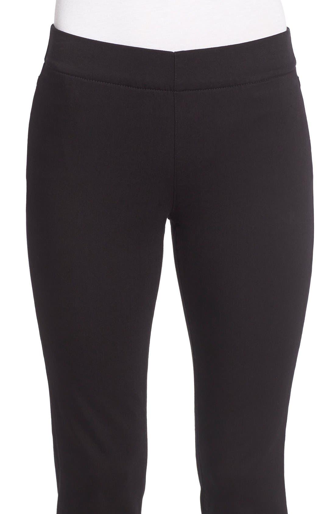 Alternate Image 4  - NYDJ Millie Pull-On Stretch Ankle Skinny Jeans (Regular & Petite)