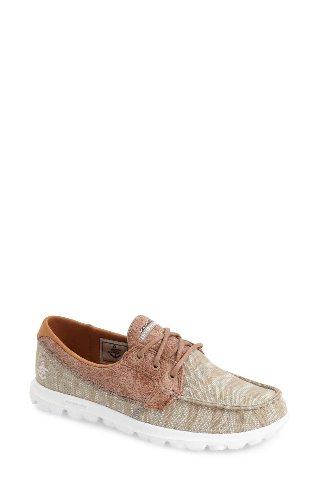 SKECHERS GO STEP' Ikat Print Sneaker (Women)