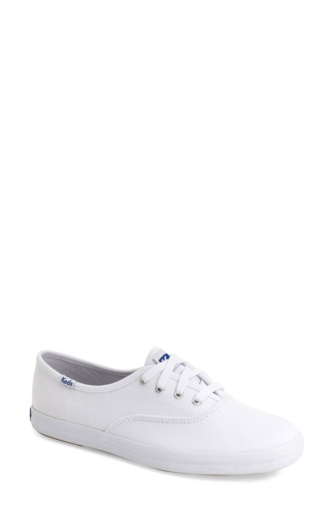 Main Image - Keds® 'Champion' Canvas Sneaker (Women)