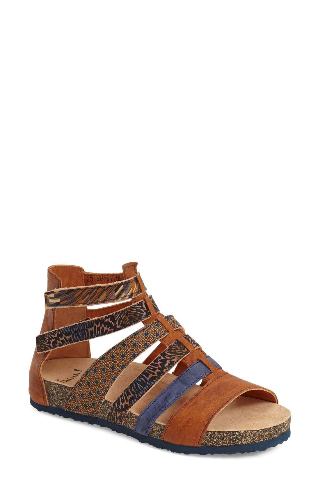 Womens Dufde Gladiator Sandals Think guWjuqEC