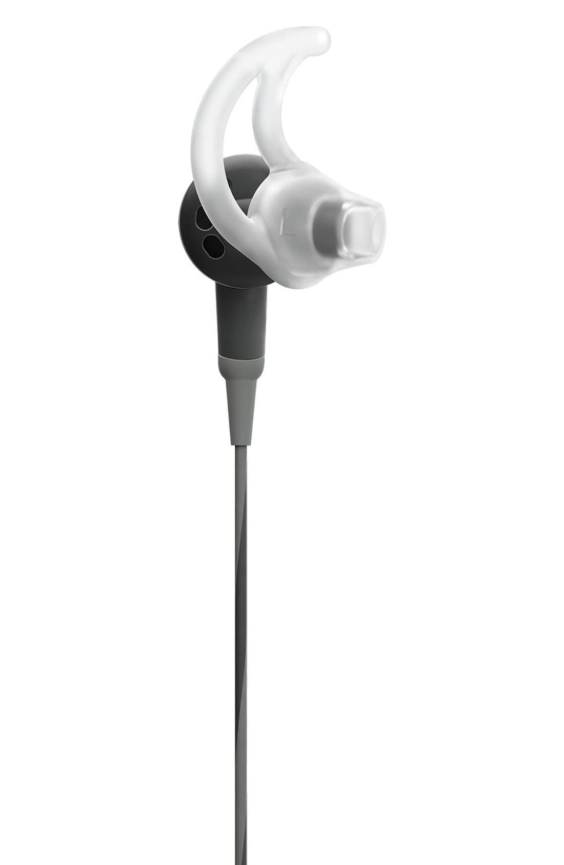 SoundSport<sup>®</sup> In-Ear Headphones for iPhone,                             Alternate thumbnail 3, color,                             Charcoal