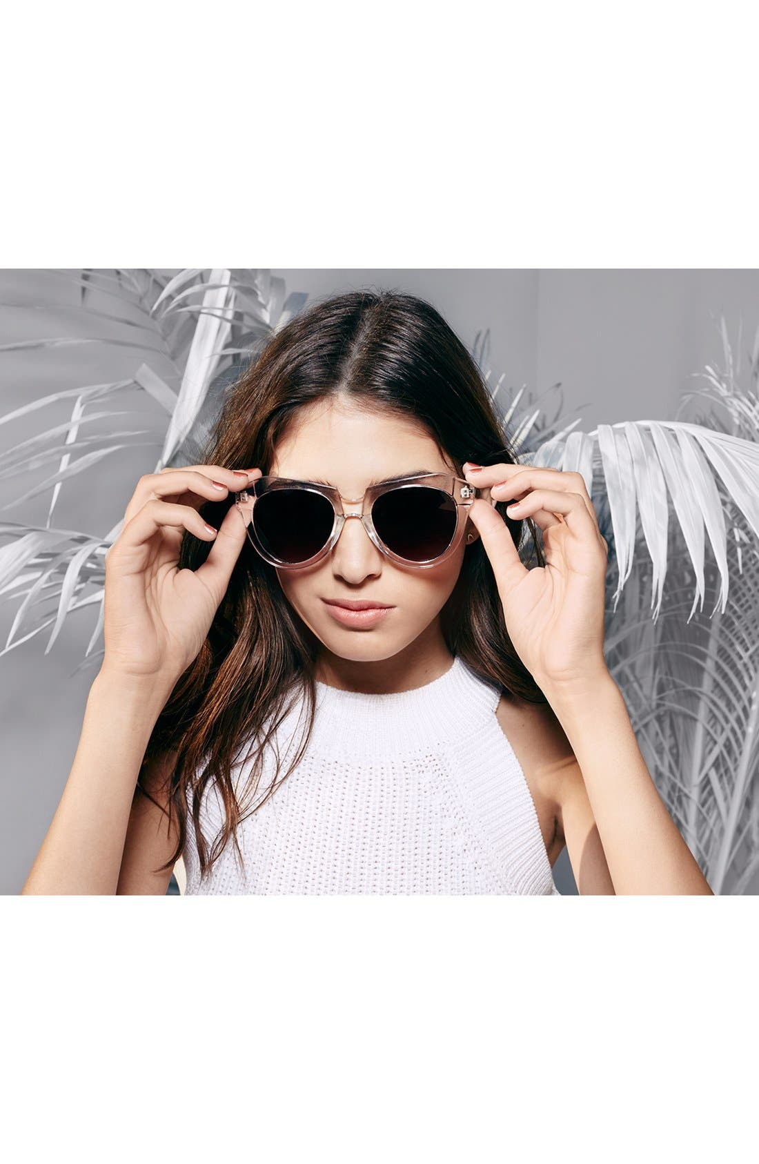 Alternate Image 3  - BP. 51mm Geo Sunglasses