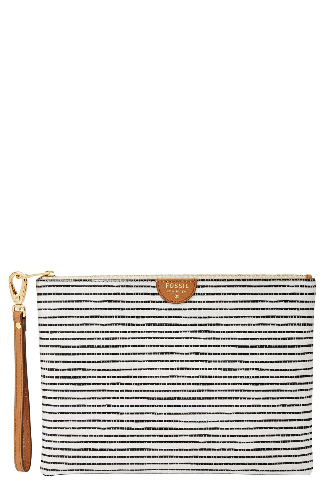 Main Image - Fossil Large Wristlet