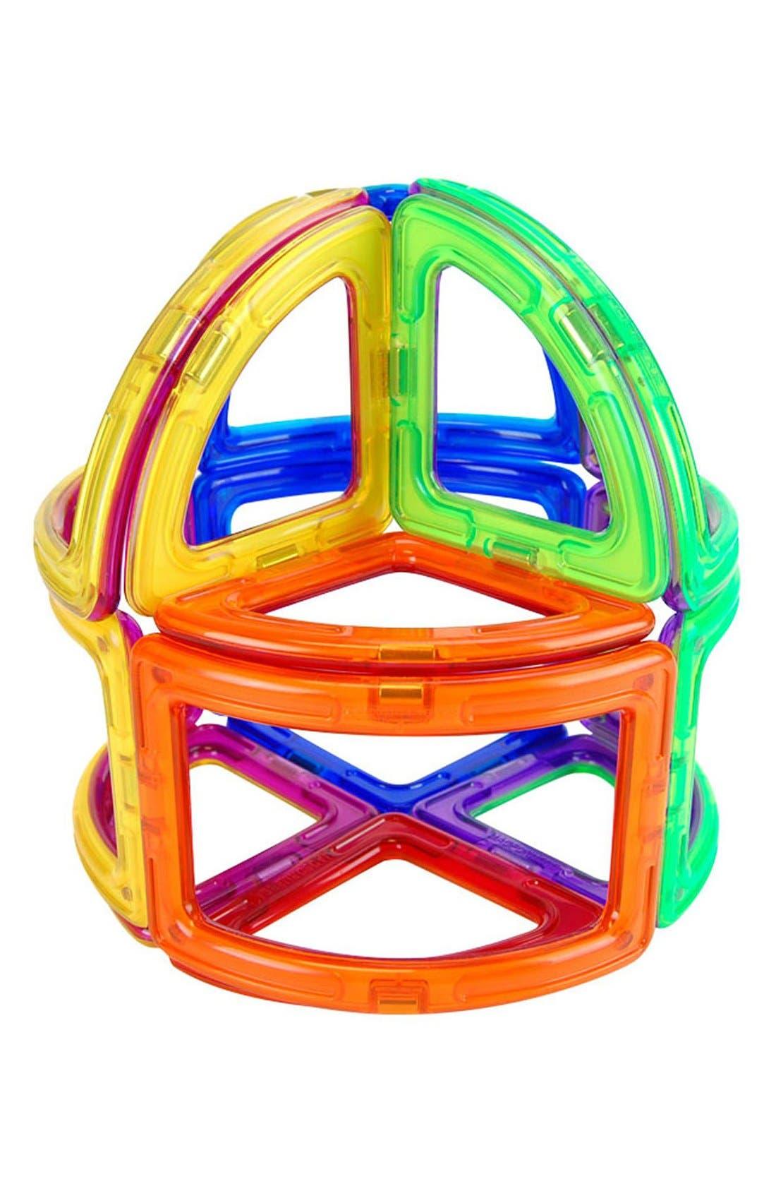 'Creator - Unique' Magnetic 3D Construction Set,                             Alternate thumbnail 4, color,                             Rainbow