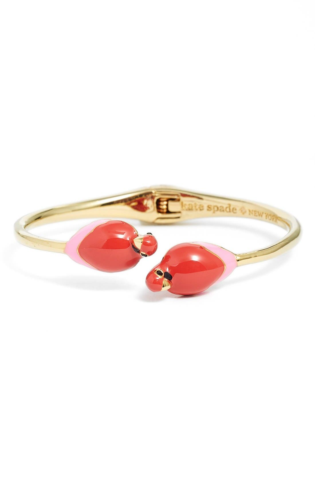 Alternate Image 1 Selected - kate spade new york 'out of office' parrot bangle