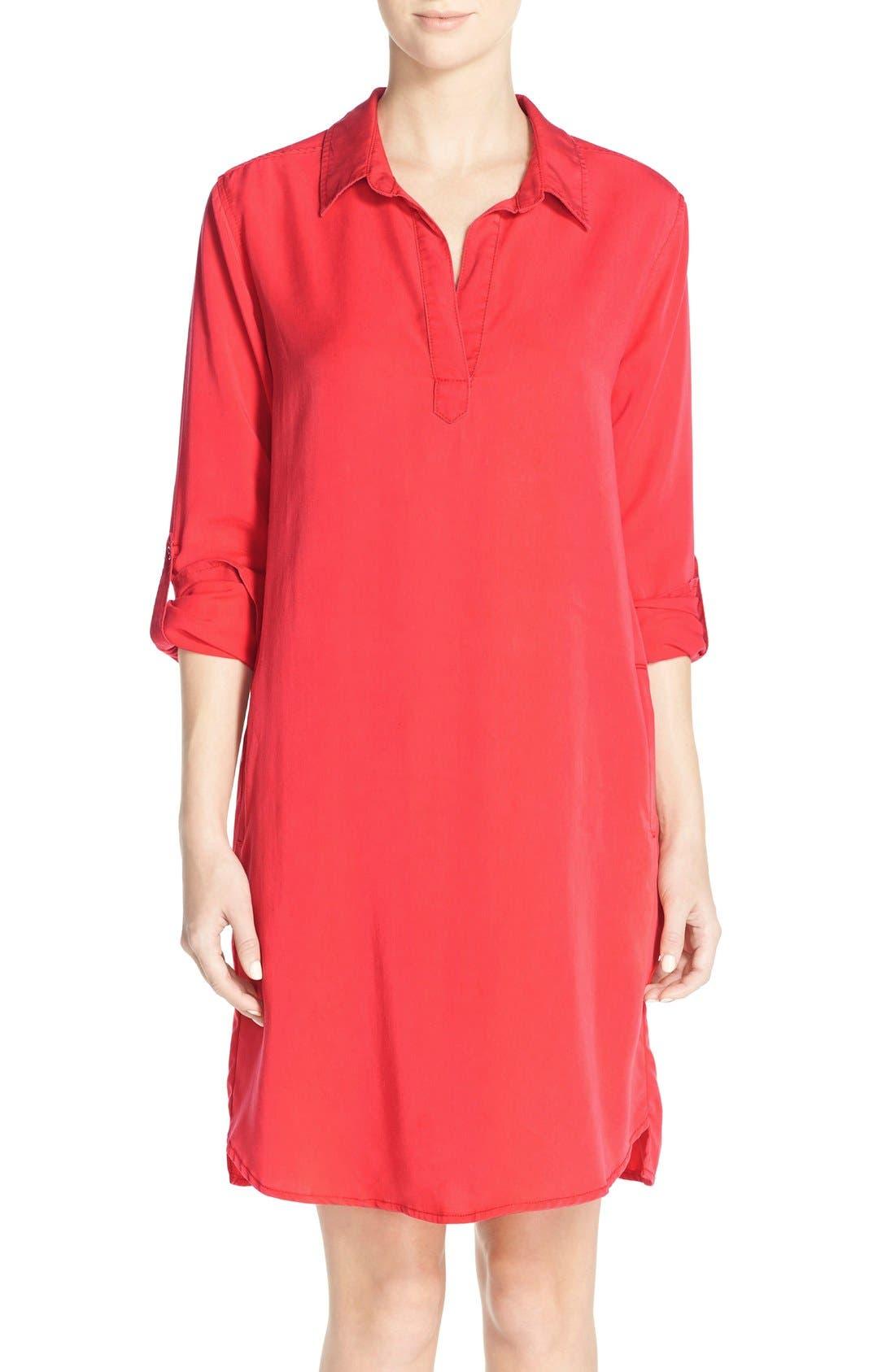 Main Image - Kut From The Kloth Shirtdress