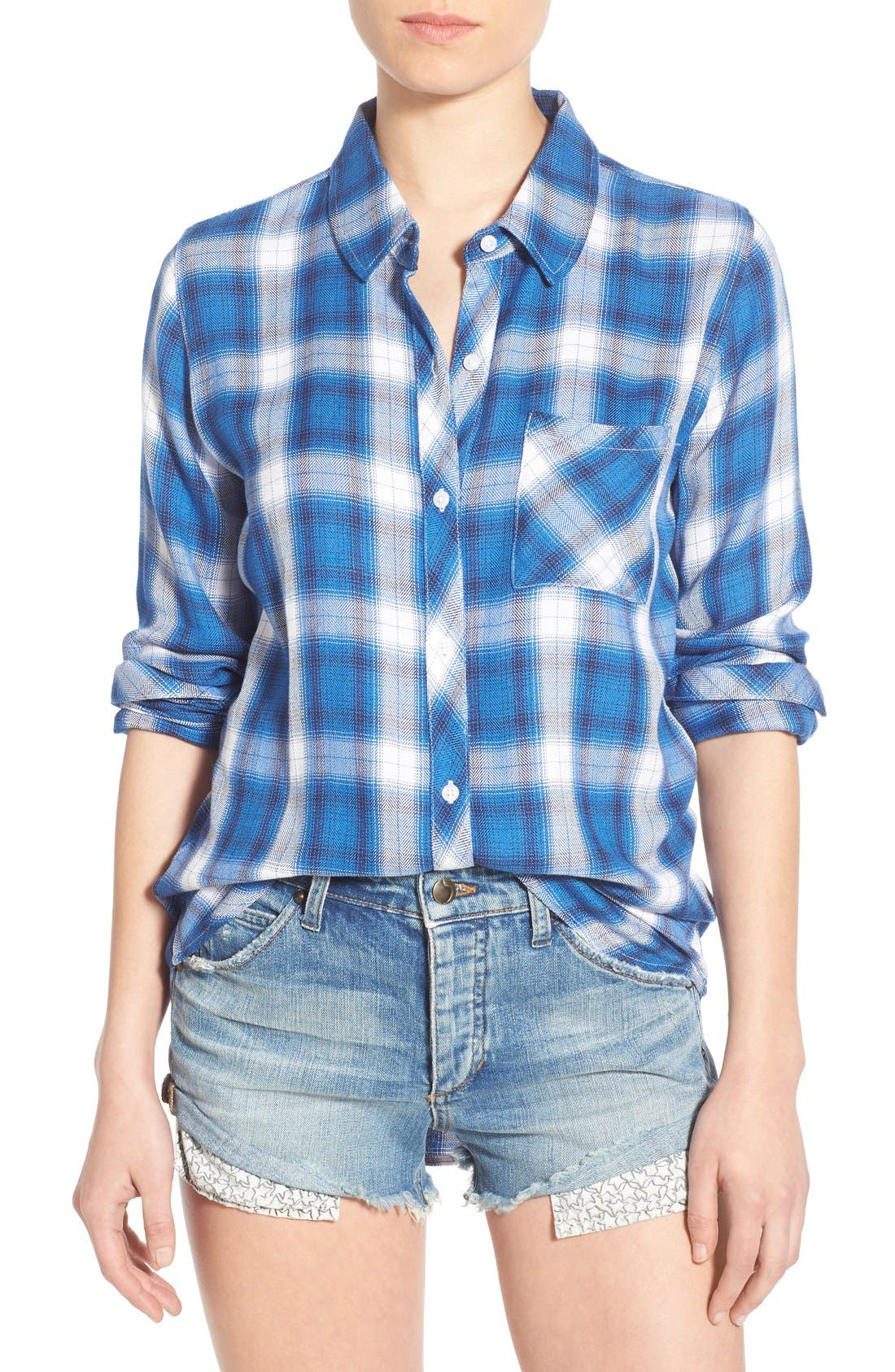 Rails 'Hunter' Plaid Shirt