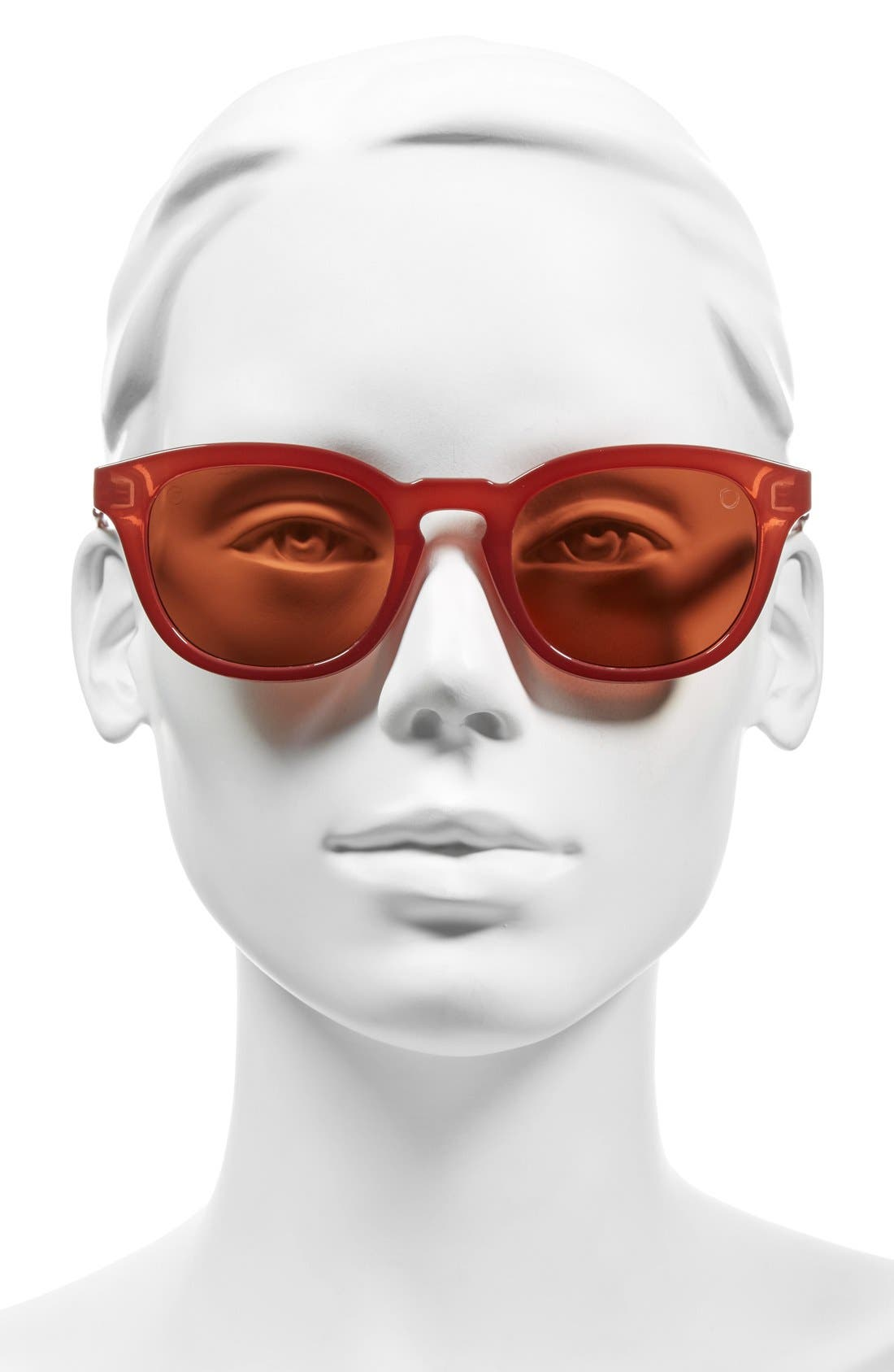 Alternate Image 2  - ELECTRIC 'La Txoko' 51mm Retro Sunglasses