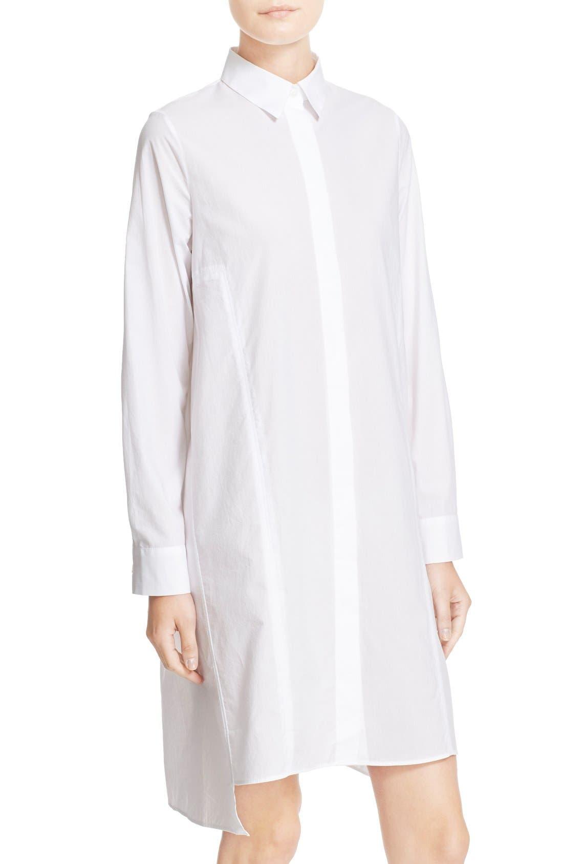 Alternate Image 6  - ACNE Studios 'Rosamund' Piqué Shirtdress