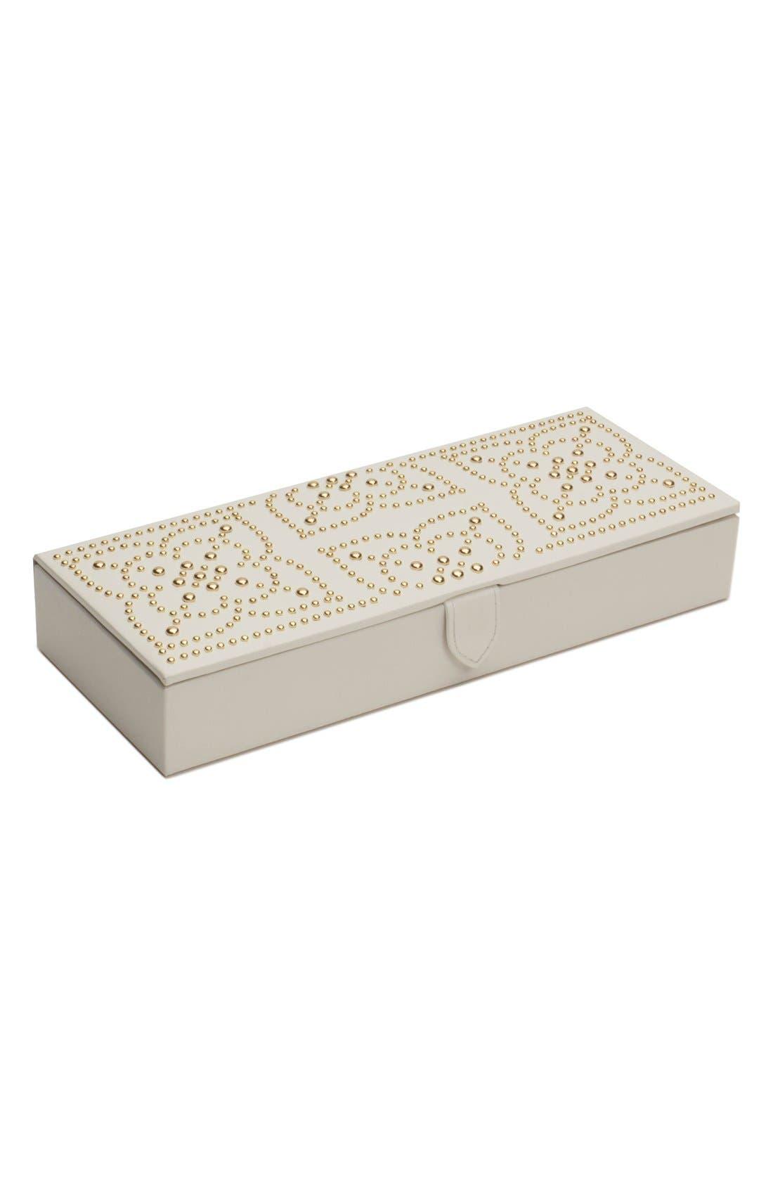 'Marrakesh' Jewelry Box,                             Main thumbnail 1, color,                             Cream