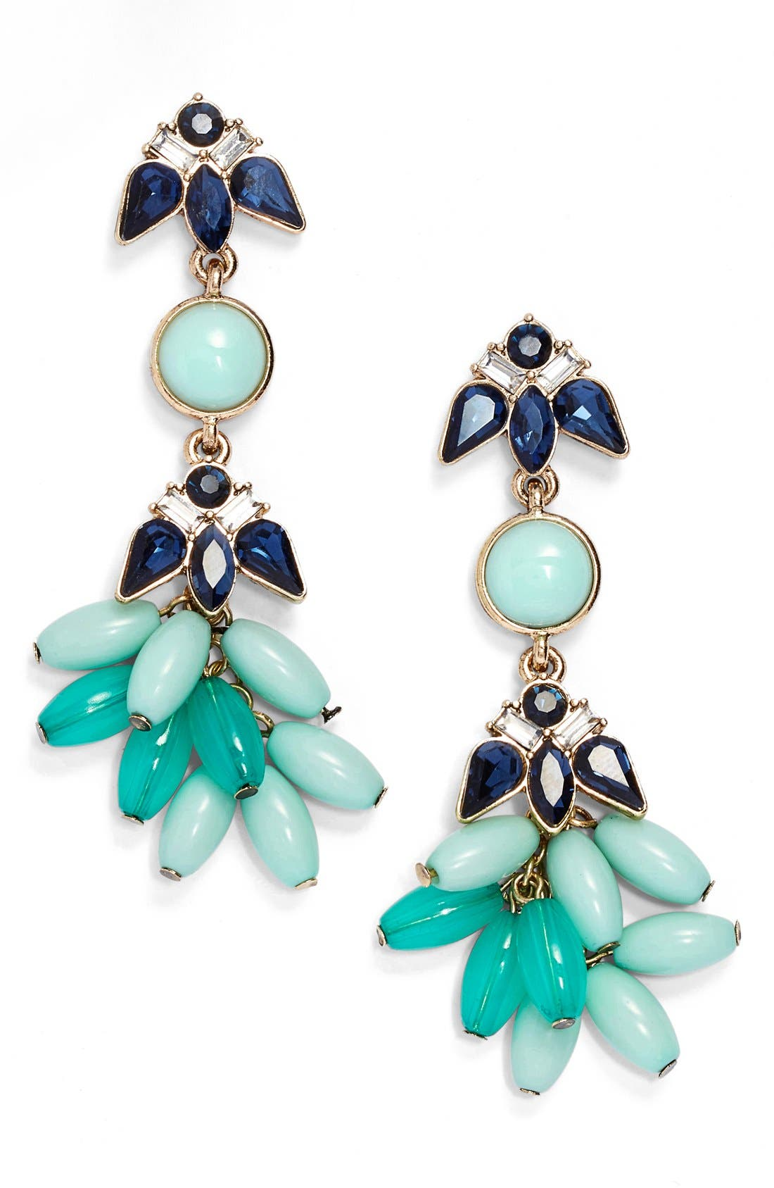 Alternate Image 1 Selected - BaubleBar 'Stella' Drop Earrings