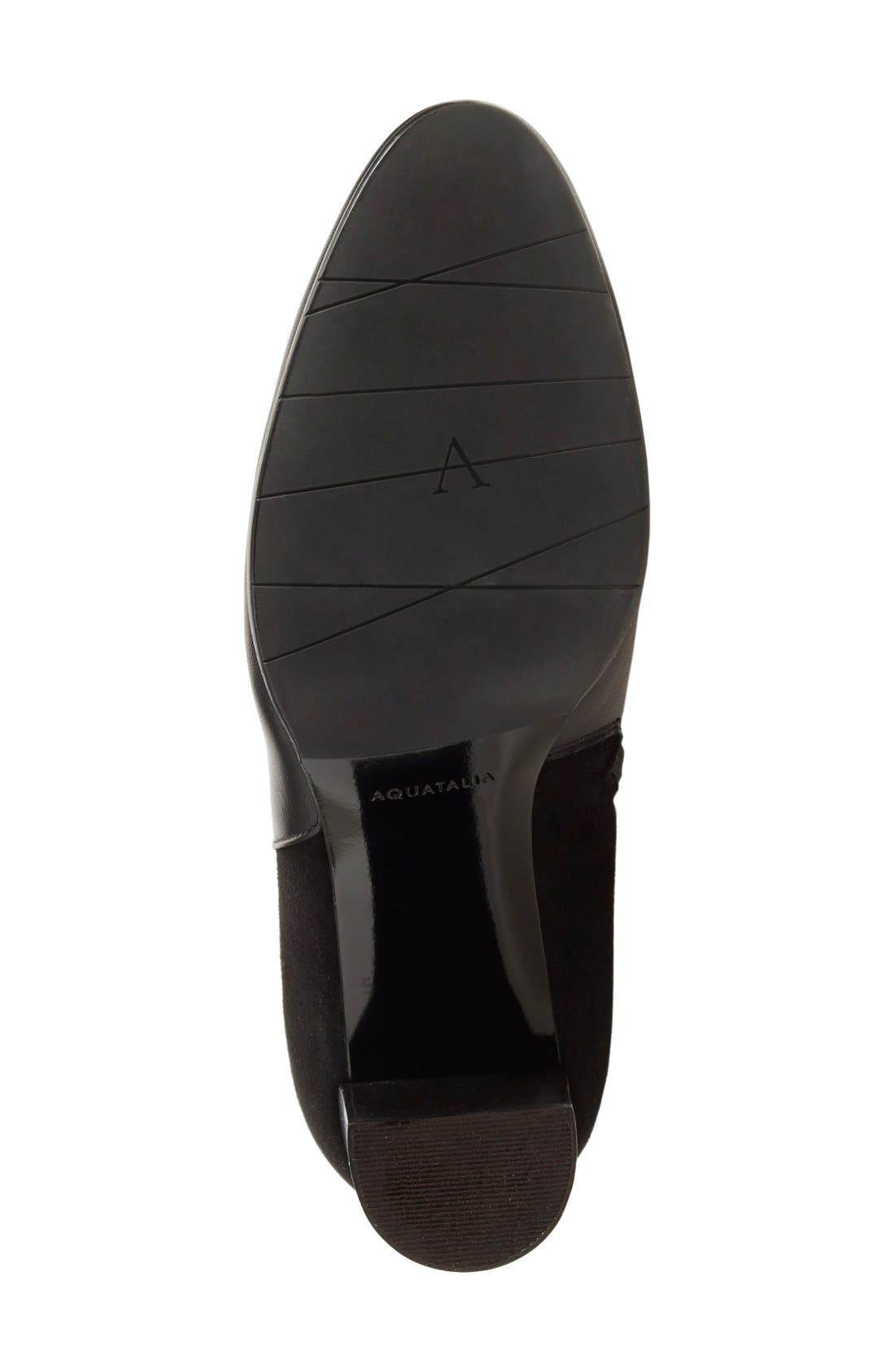 Alternate Image 4  - Aquatalia 'Verona' Weatherproof Bootie (Women) (Nordstrom Exclusive)