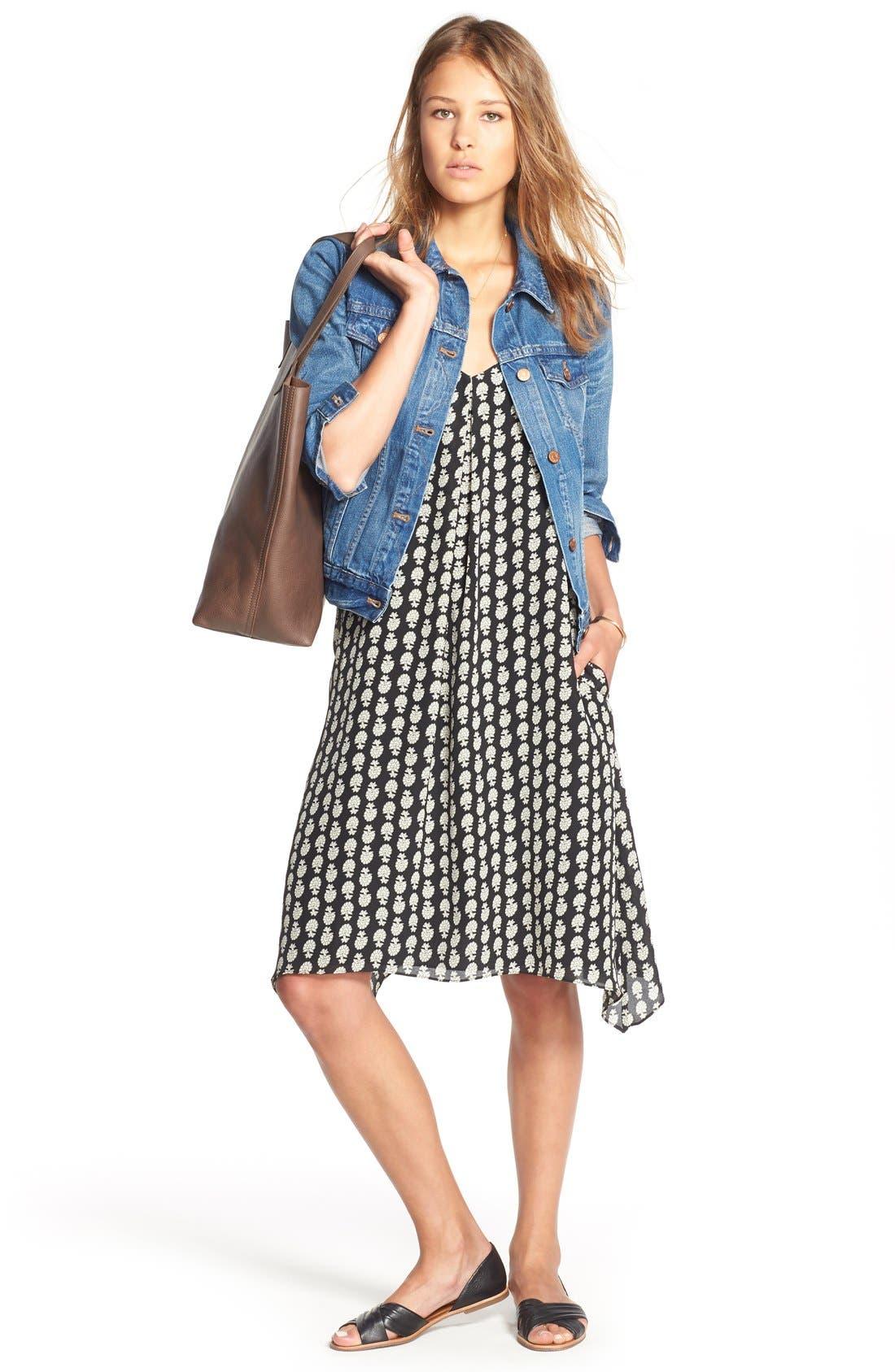 Madewell Dress & Jacket