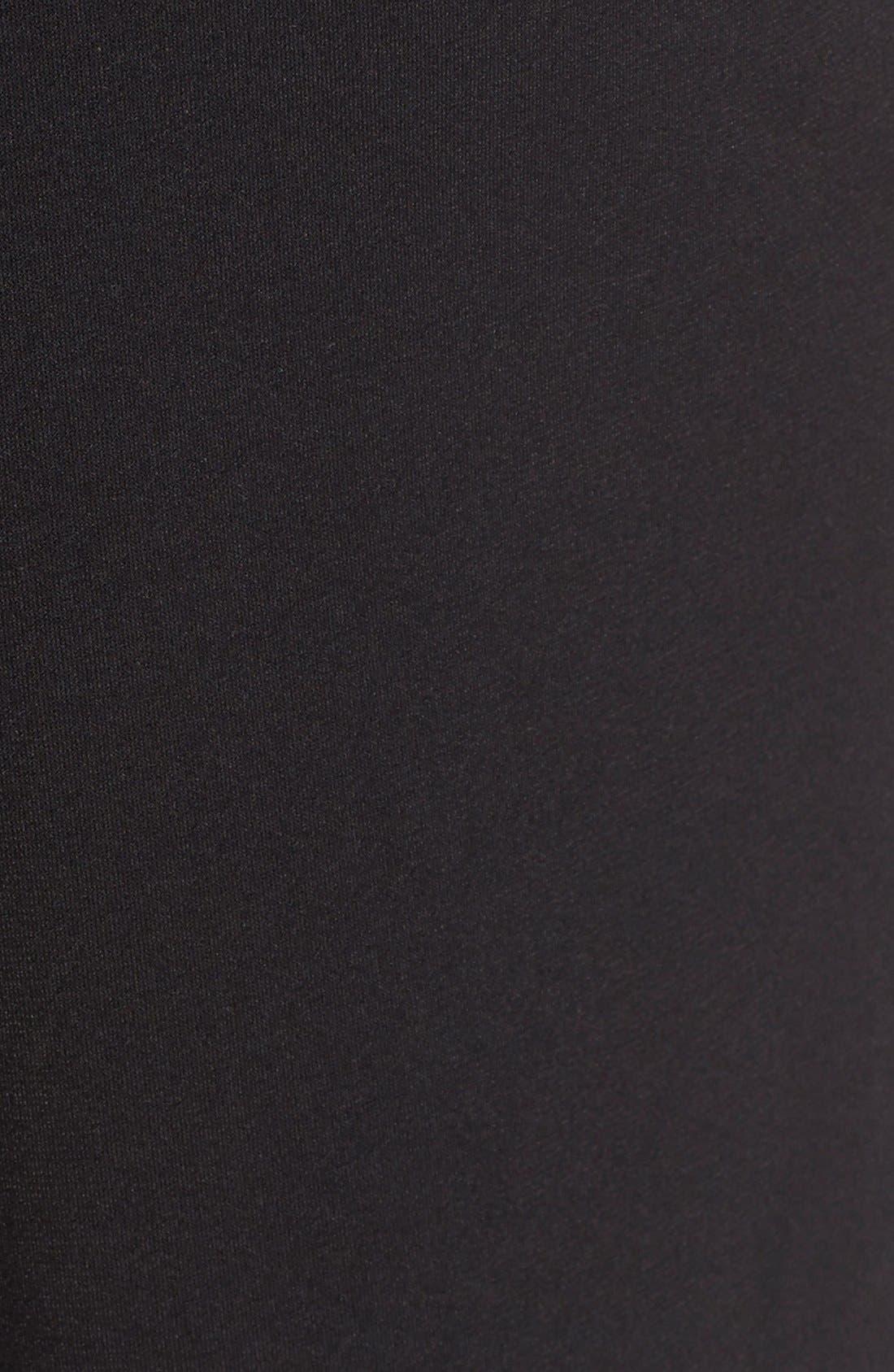 Alternate Image 4  - MICHAEL Michael Kors Pleat Surplice Jersey Jumpsuit