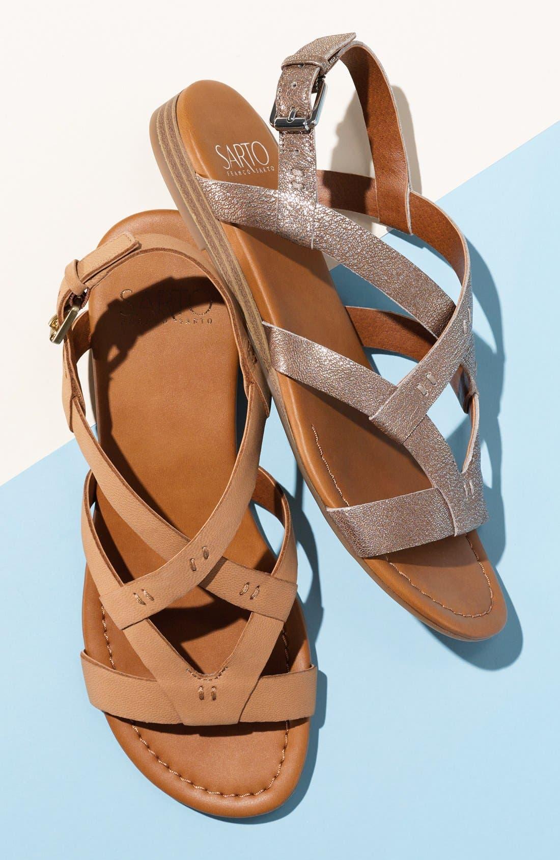 Alternate Image 5  - SARTO by Franco Sarto 'Gearing' Sandal (Women)