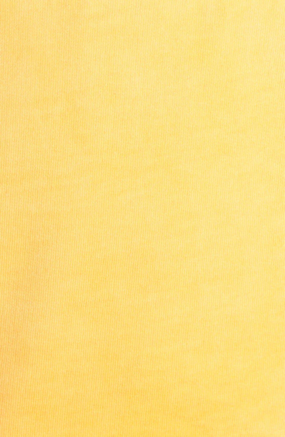 Alternate Image 5  - Nike Logo Sleeveless Cotton Hoodie