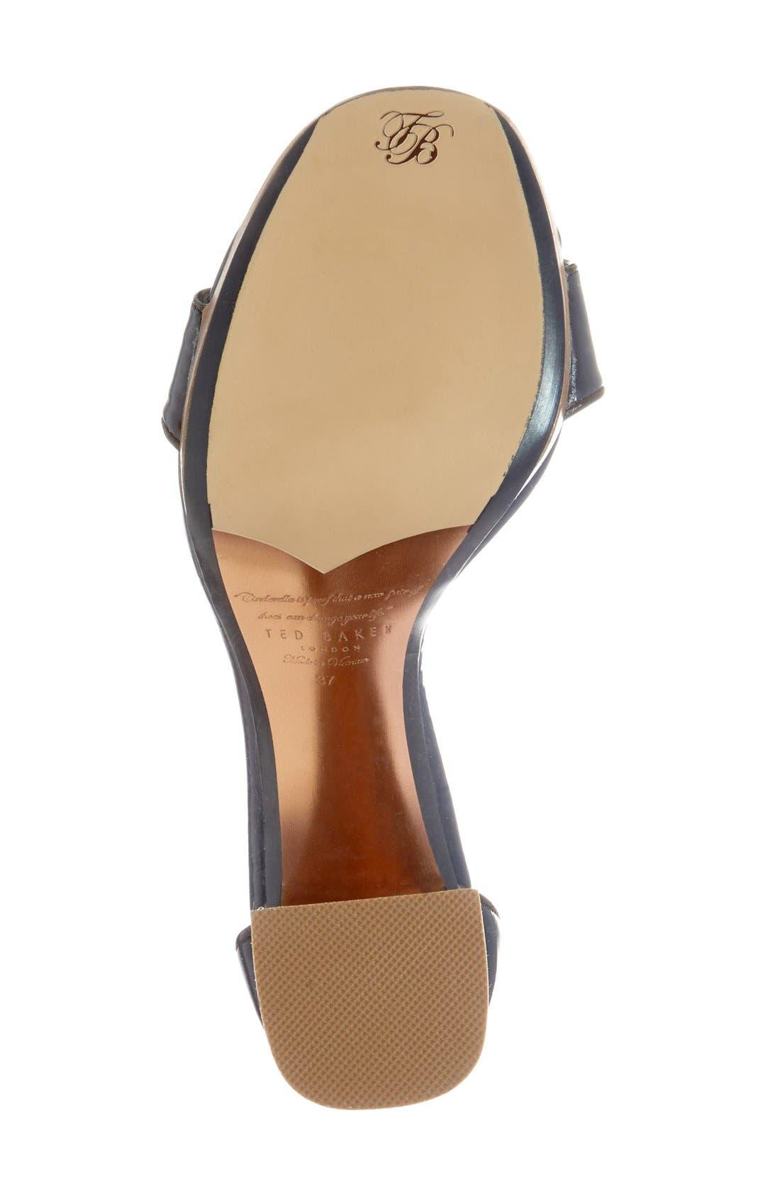 Alternate Image 4  - Ted Baker London 'Lorno' Sandal (Women)