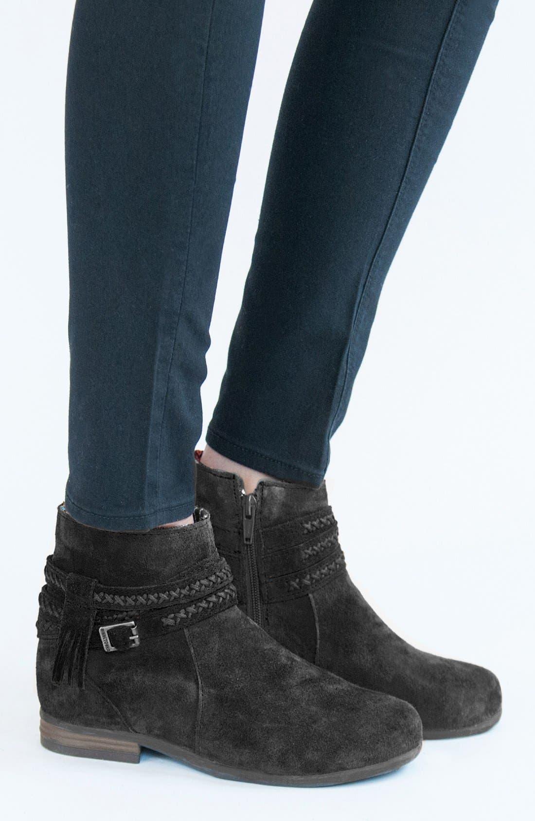 Alternate Image 5  - Minnetonka'Dixon' Boot (Women)