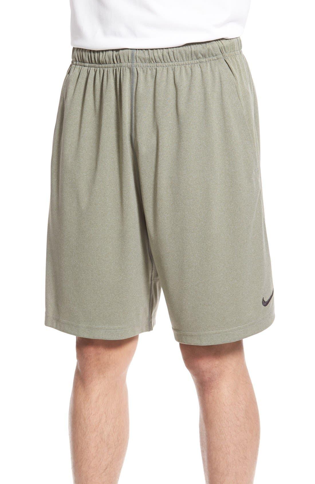 Main Image - Nike 'Fly' Dri-FIT Training Shorts