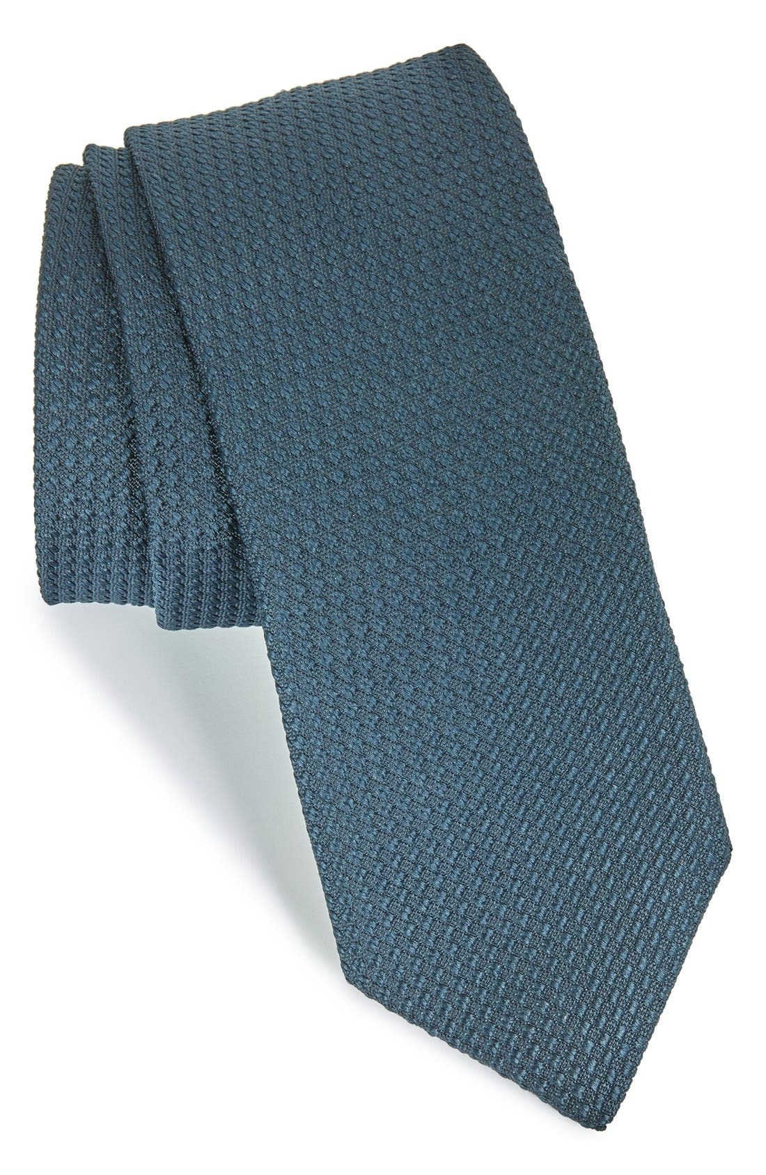 TED BAKER LONDON Solid Silk Tie
