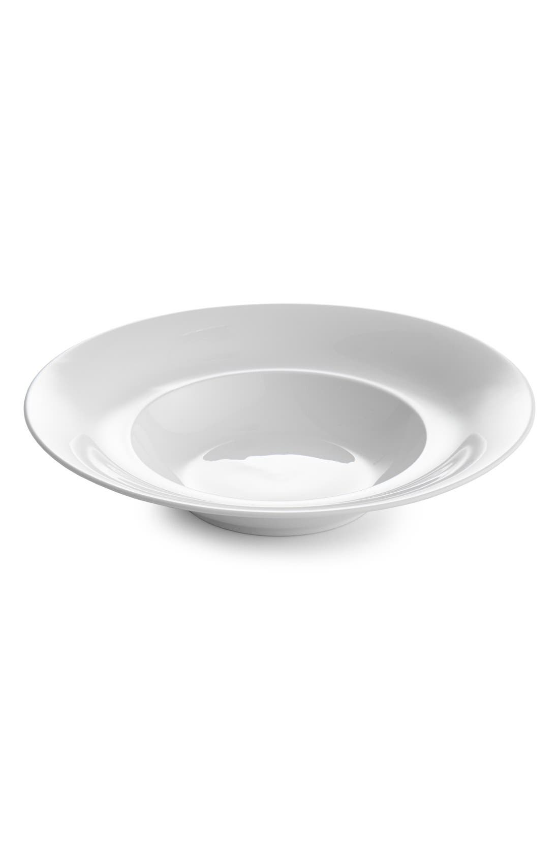 Alternate Image 1 Selected - Nambé 'Skye Collection' Bone China Serving Bowl