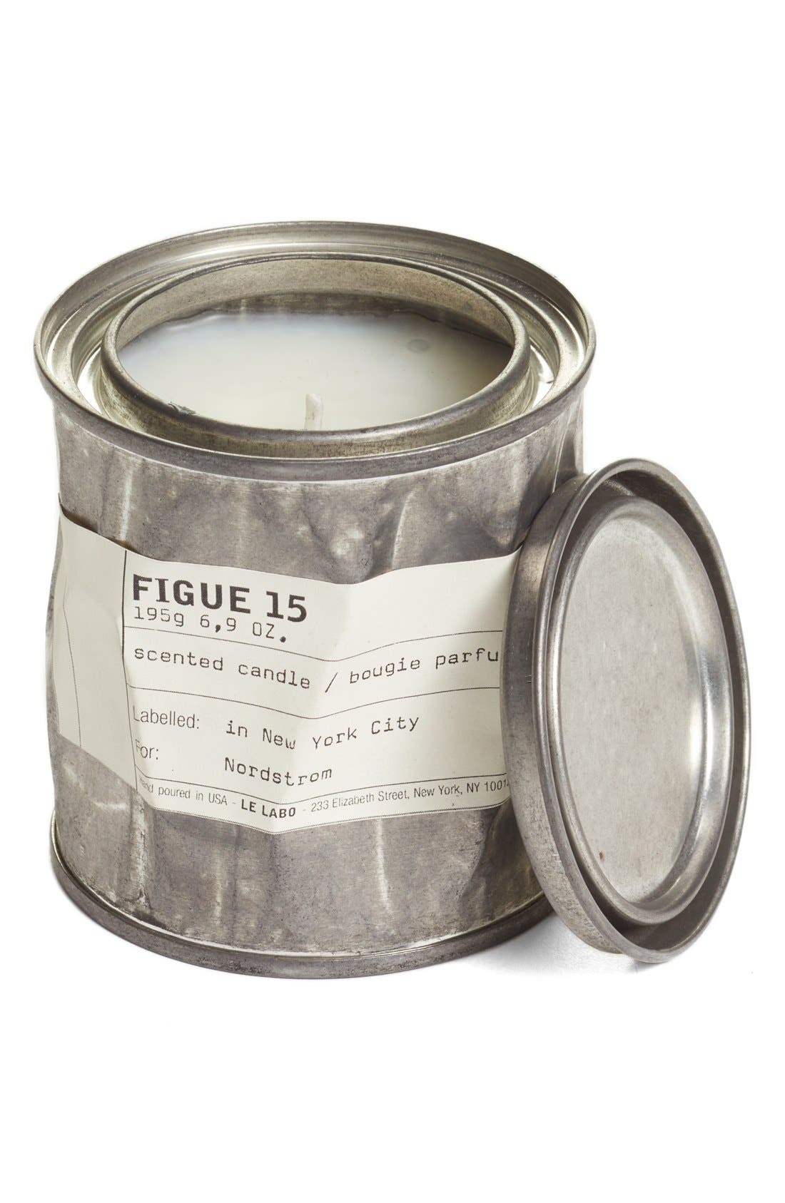Alternate Image 1 Selected - Le Labo 'Figue 15' Vintage Candle Tin