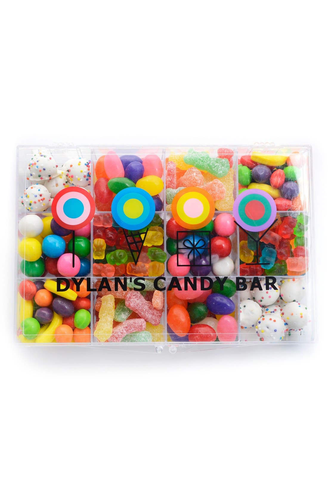 Main Image - Dylan's Candy Bar 'Tackle Box' Assorted Candy