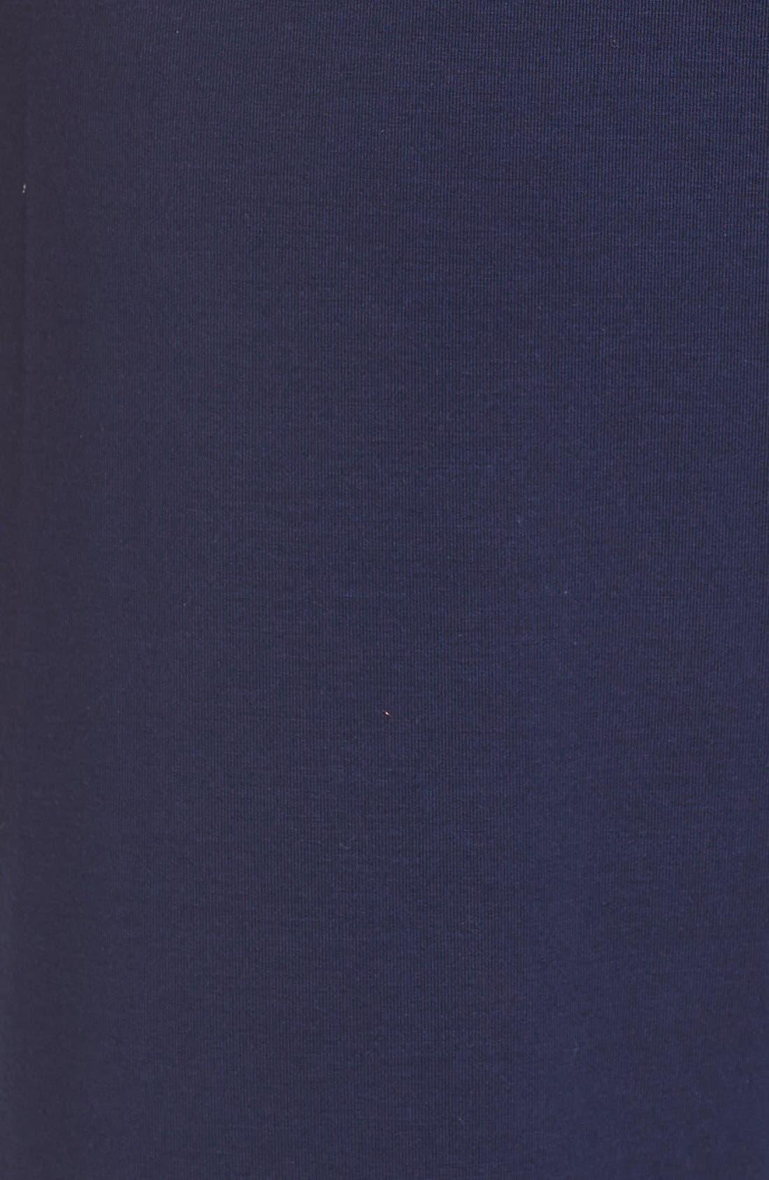 Lounge Pants,                             Alternate thumbnail 5, color,                             Peacoat