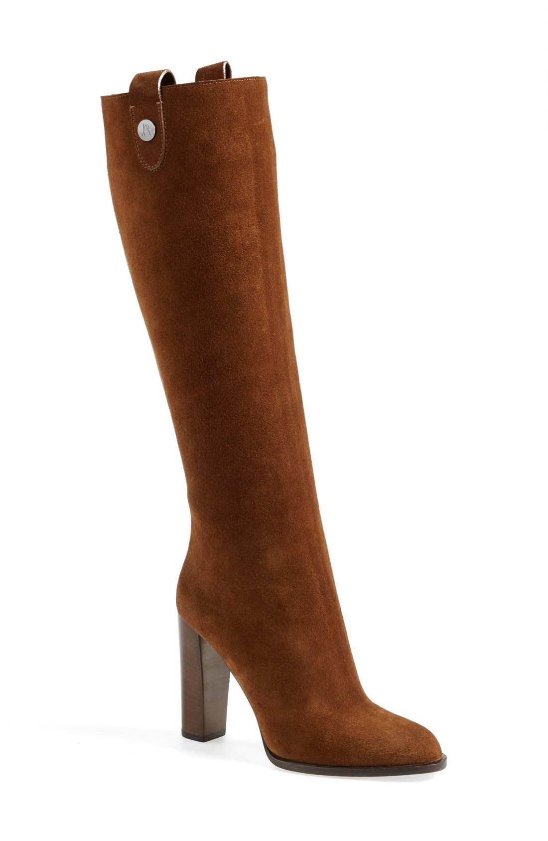 Alternate Image 1 Selected - Paul Andrew 'Osman' Knee High Boot (Women)