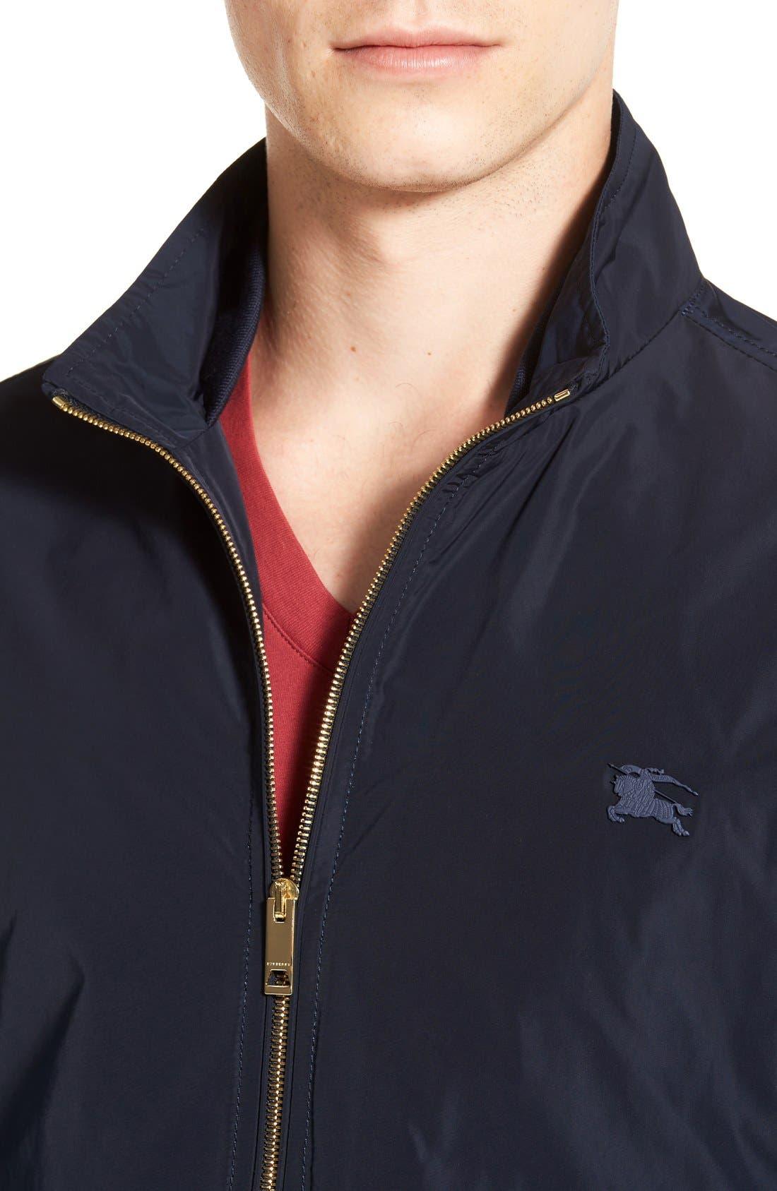 Alternate Image 4  - Burberry Brighton Jacket