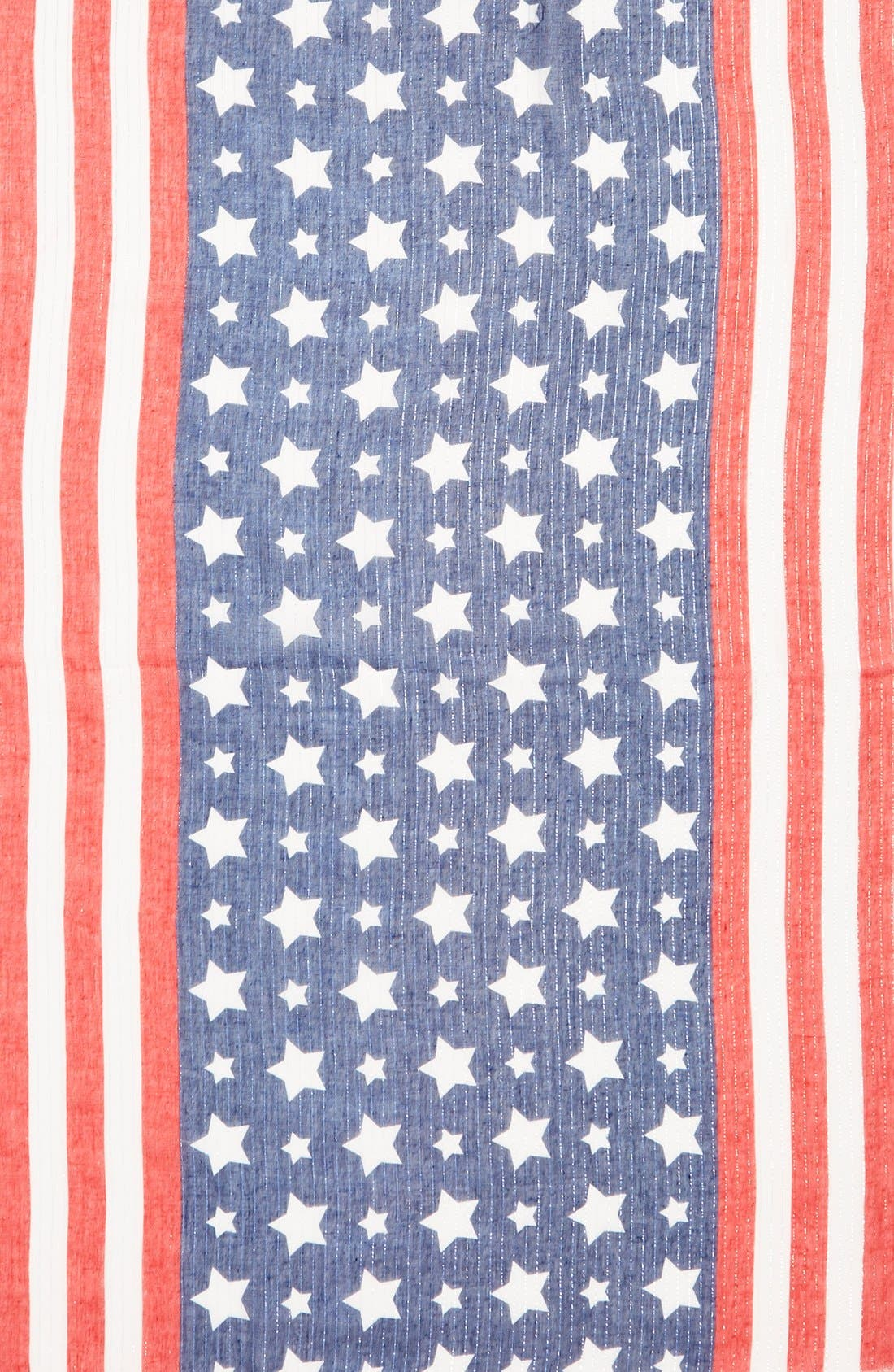Alternate Image 3  - Collection XIIX 'Flag' Square Scarf