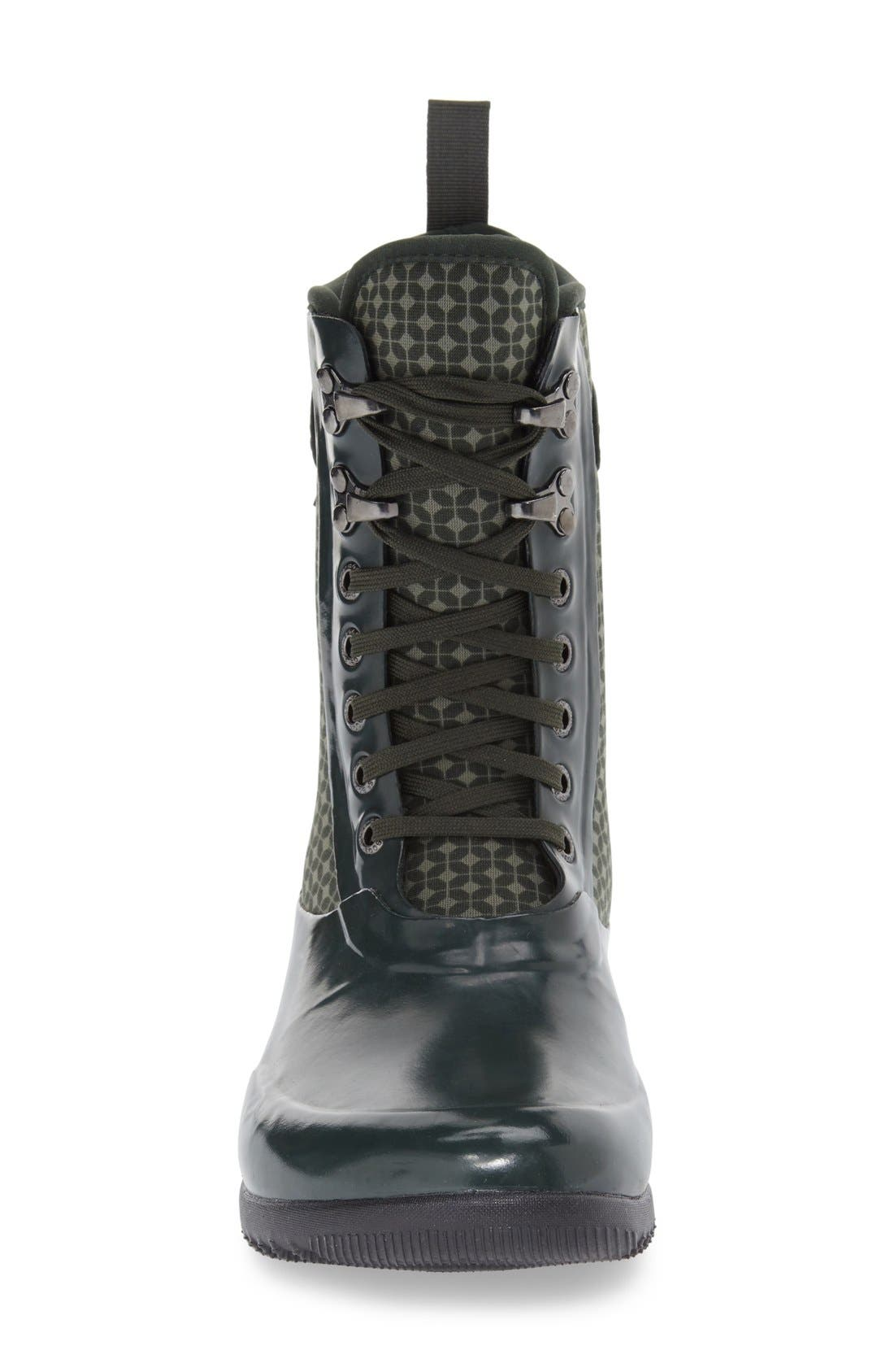 Alternate Image 3  - Bogs 'Sidney Cravat' Lace-Up Waterproof Boot (Women)