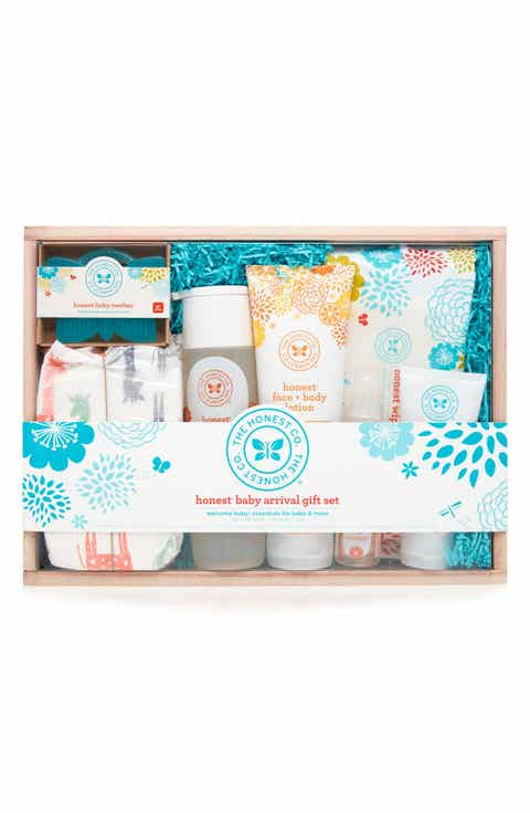 Baby bathing health nordstrom the honest company baby arrival gift set negle Gallery
