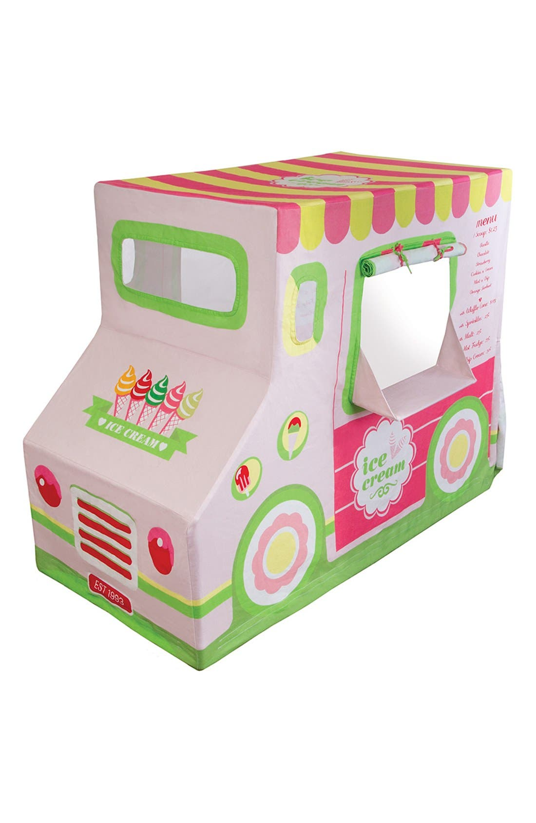 'Ice Cream Truck' Playhouse,                             Main thumbnail 1, color,                             Pink